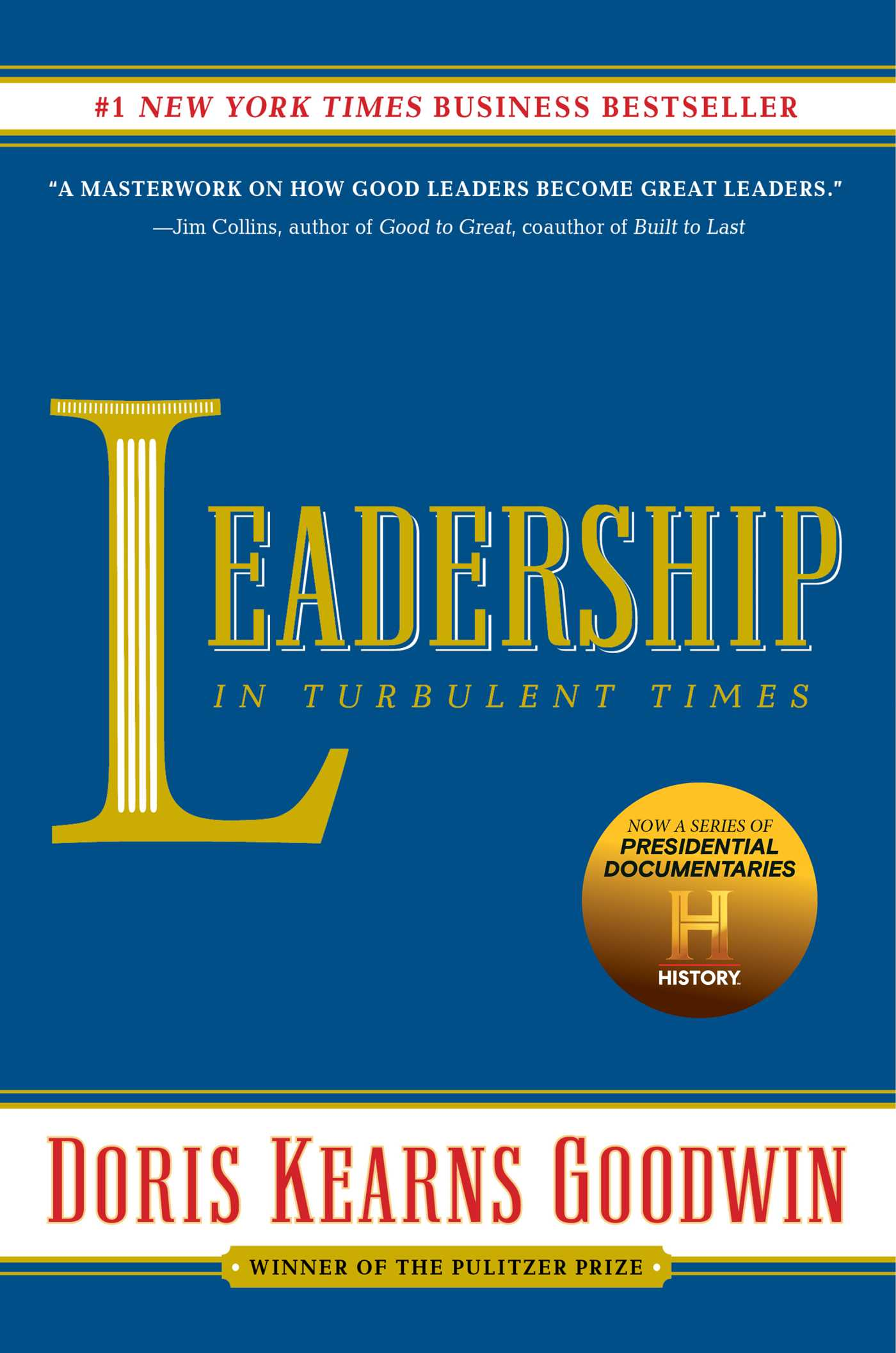 Leadership [electronic resource] : In Turbulent Times