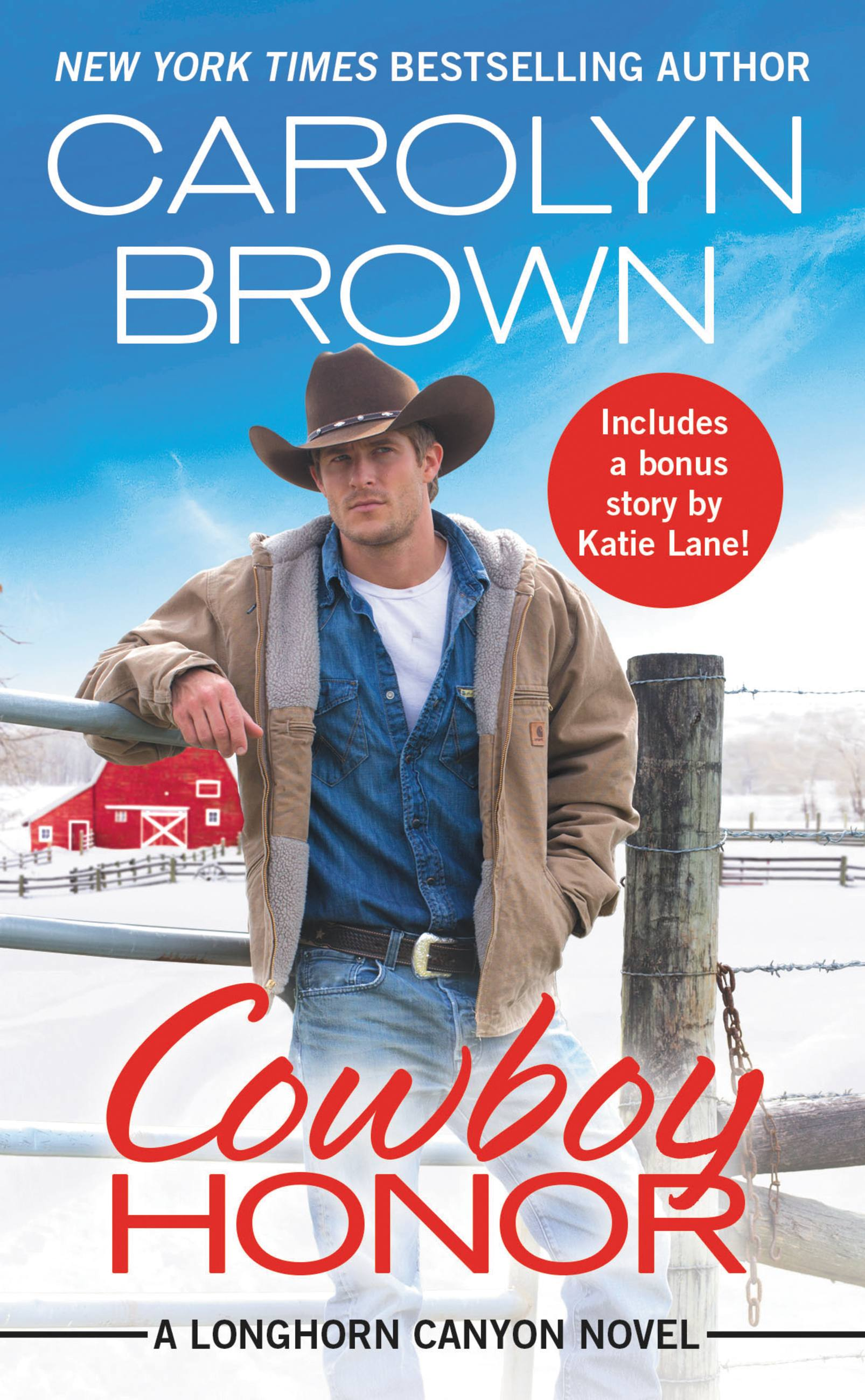 Cowboy Honor Includes a bonus novella