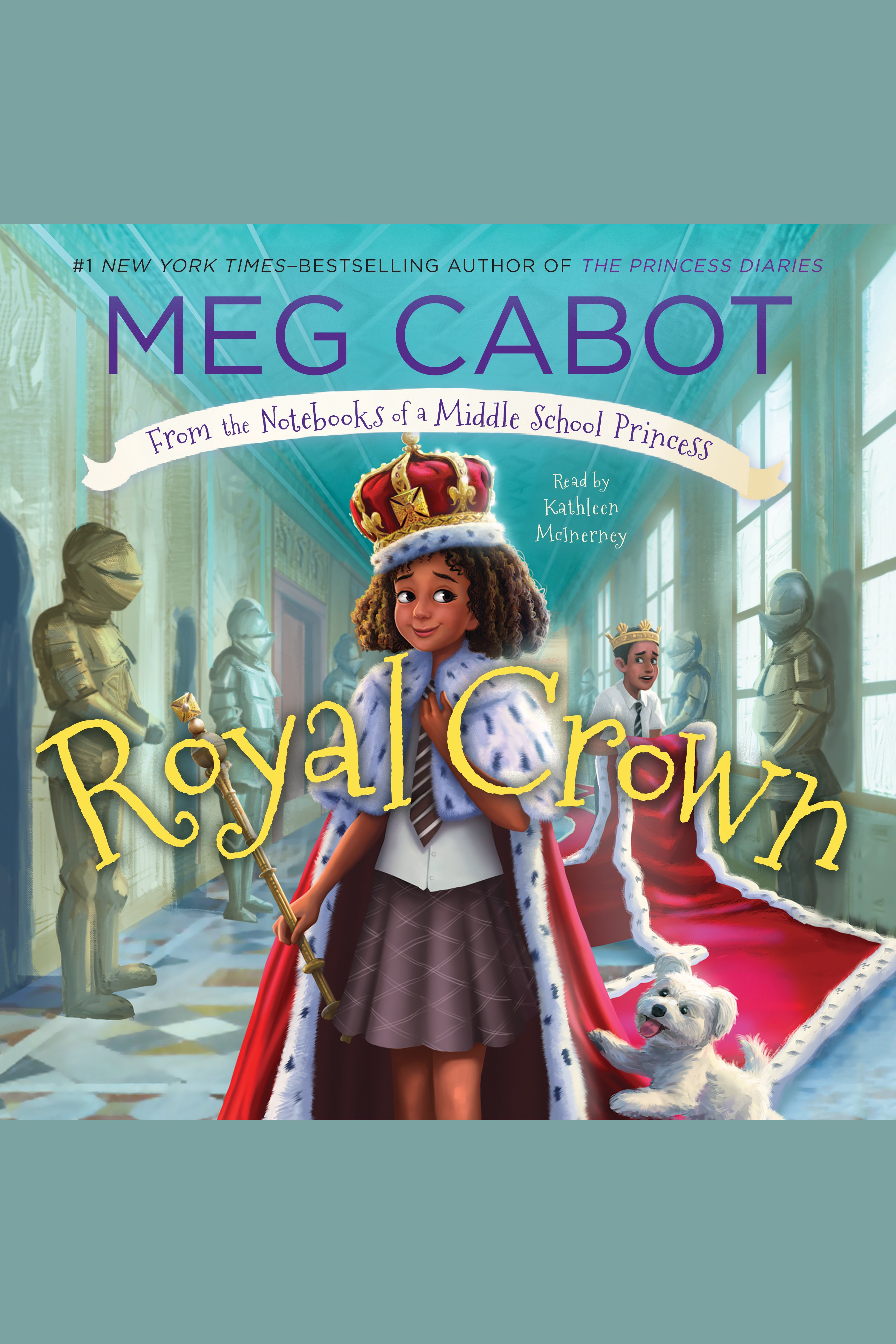 Royal Crown From the Notebooks of a Middle School Princess, Book 4