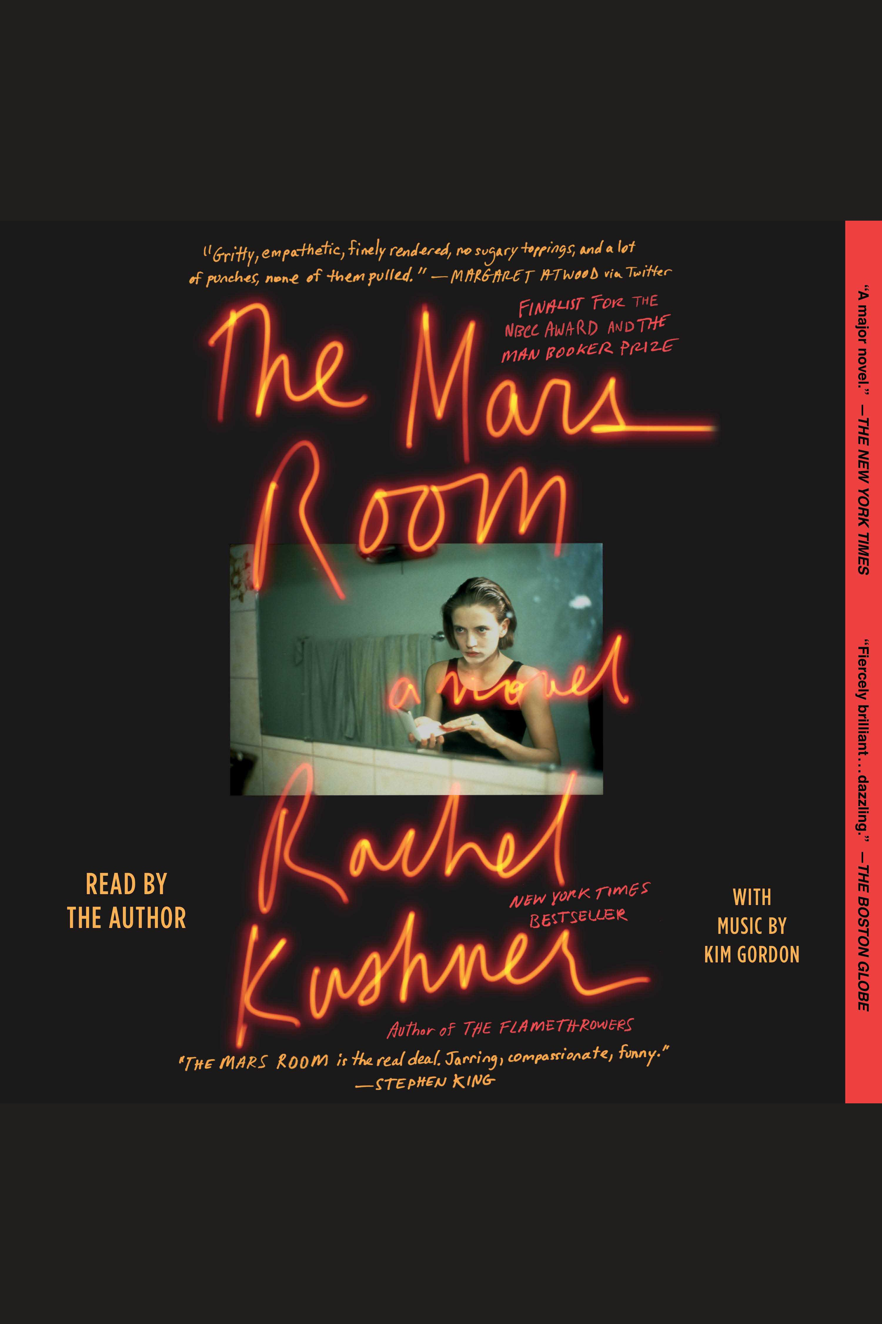 The Mars Room a novel