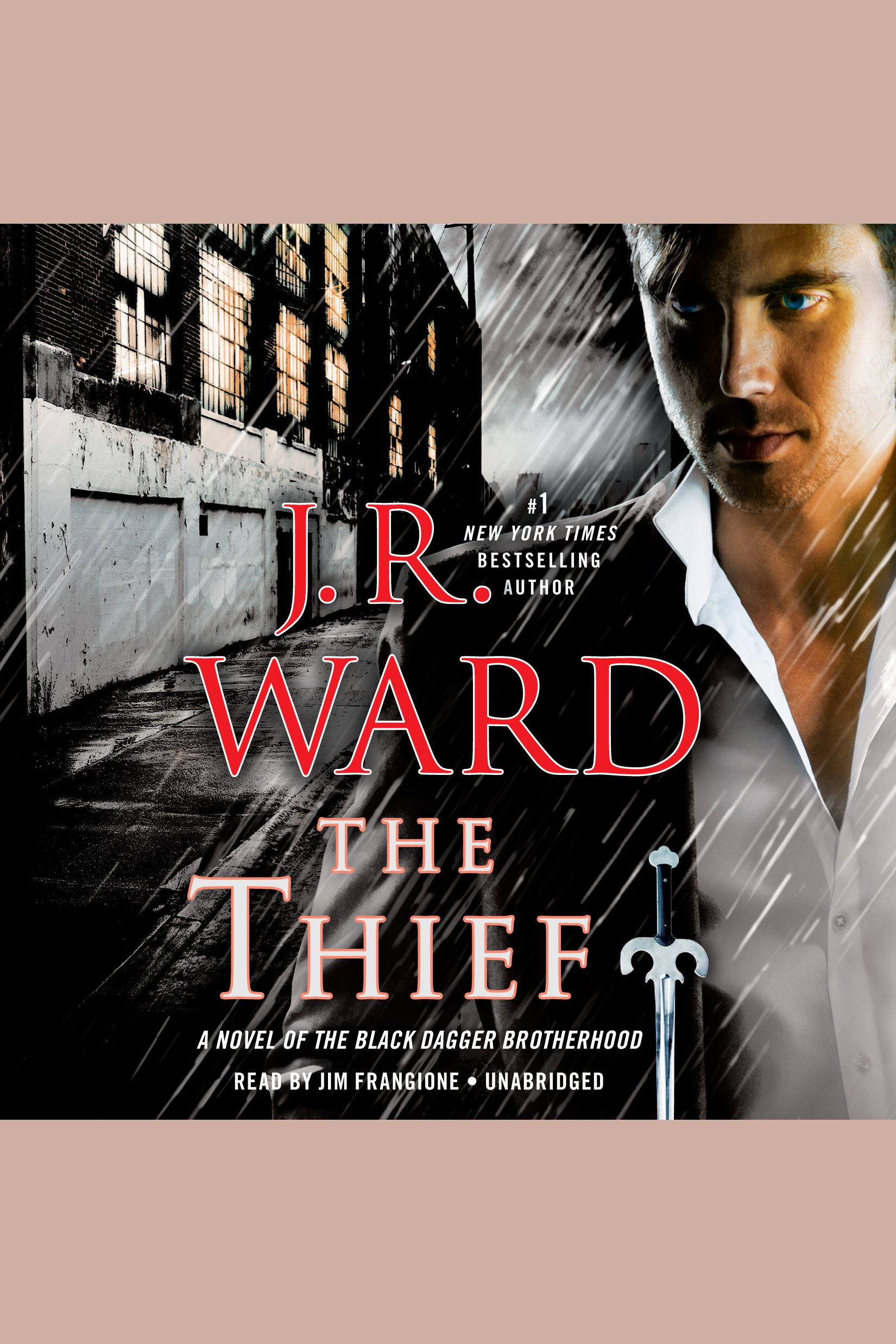 The Thief [EAUDIOBOOK]: A Novel of the Black Dagger Brotherhood