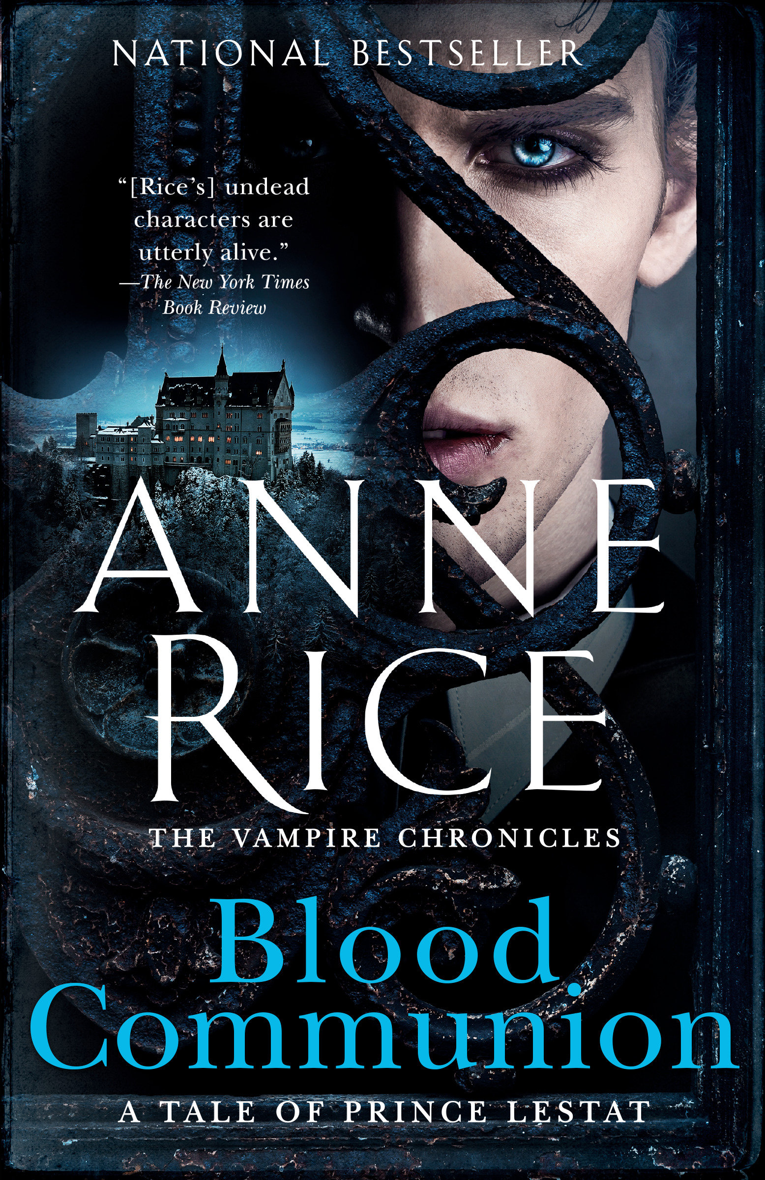 Blood communion : a tale of Prince Lestat