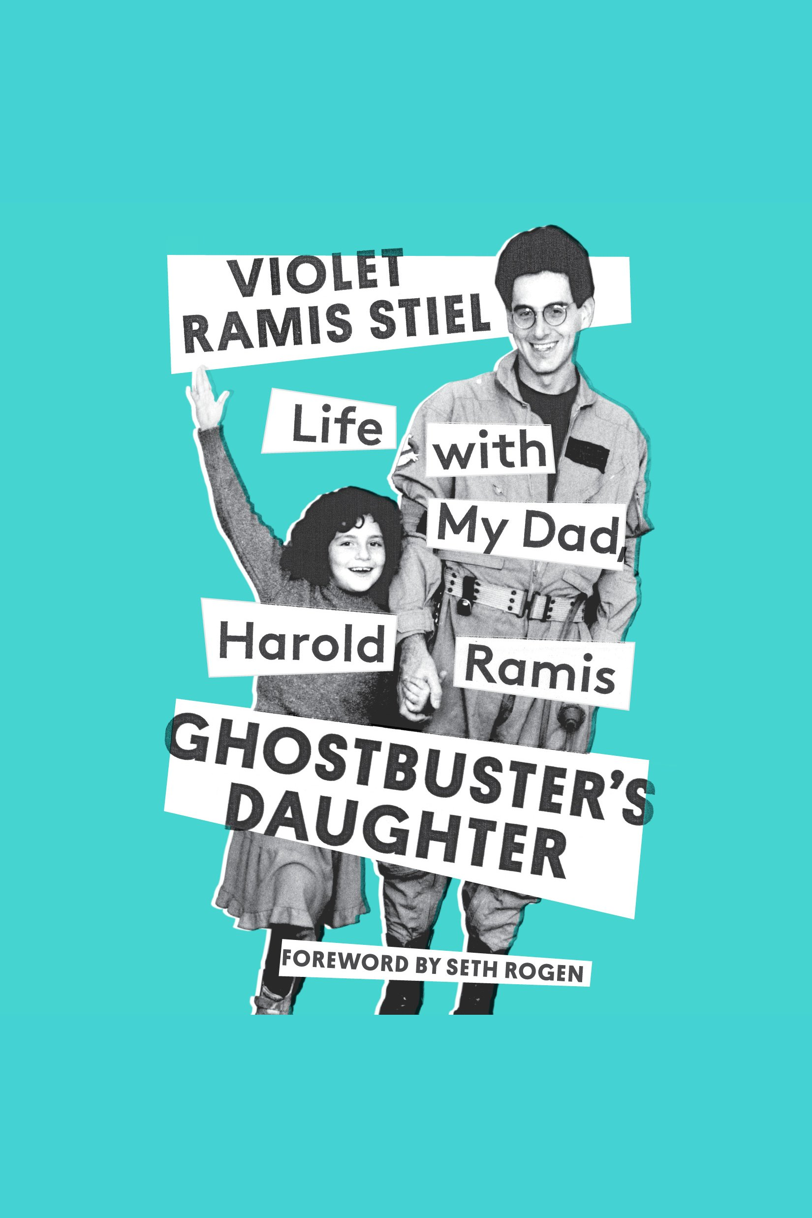 Ghostbuster's Daughter Life with My Dad, Harold Ramis