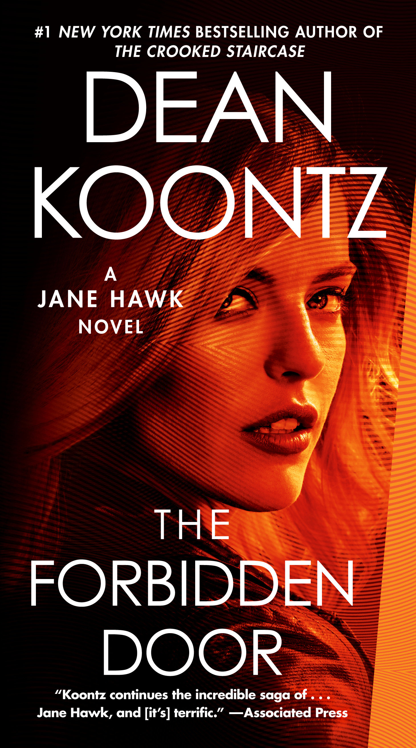 The Forbidden Door [electronic resource] : A Jane Hawk Novel