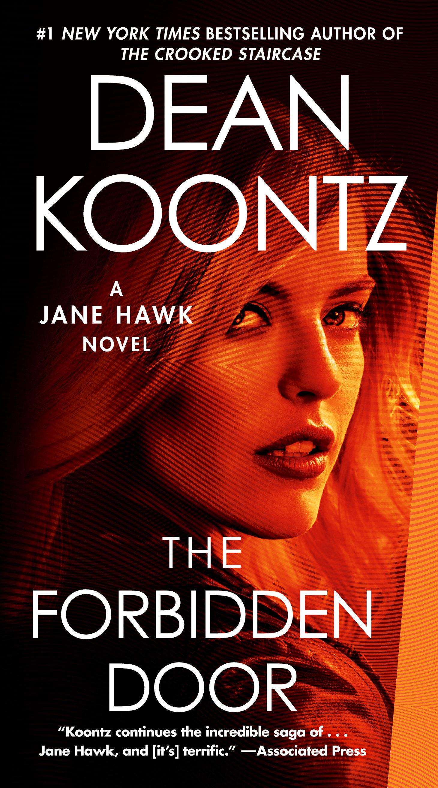 The Forbidden Door A Jane Hawk Novel