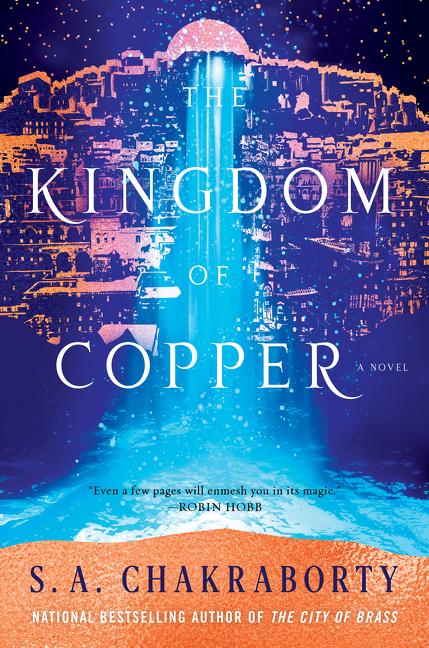 The Kingdom of Copper A Novel
