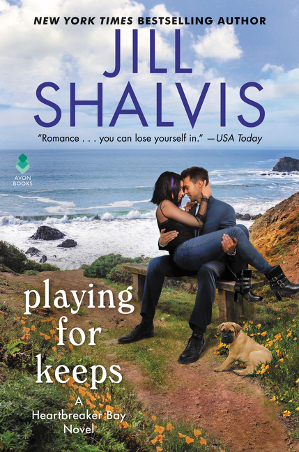 Playing for Keeps A Heartbreaker Bay Novel