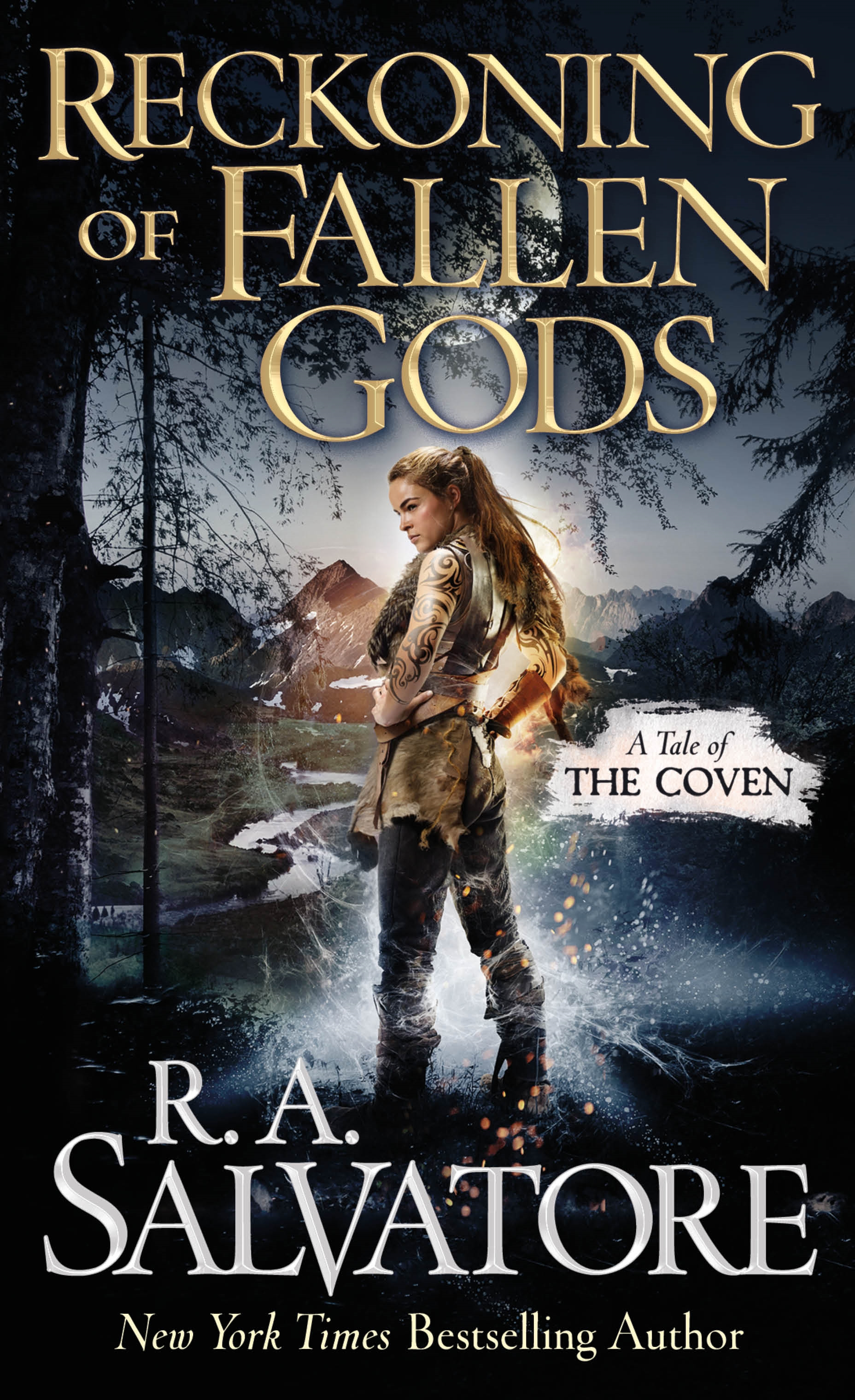 Reckoning of Fallen Gods A Tale of the Coven