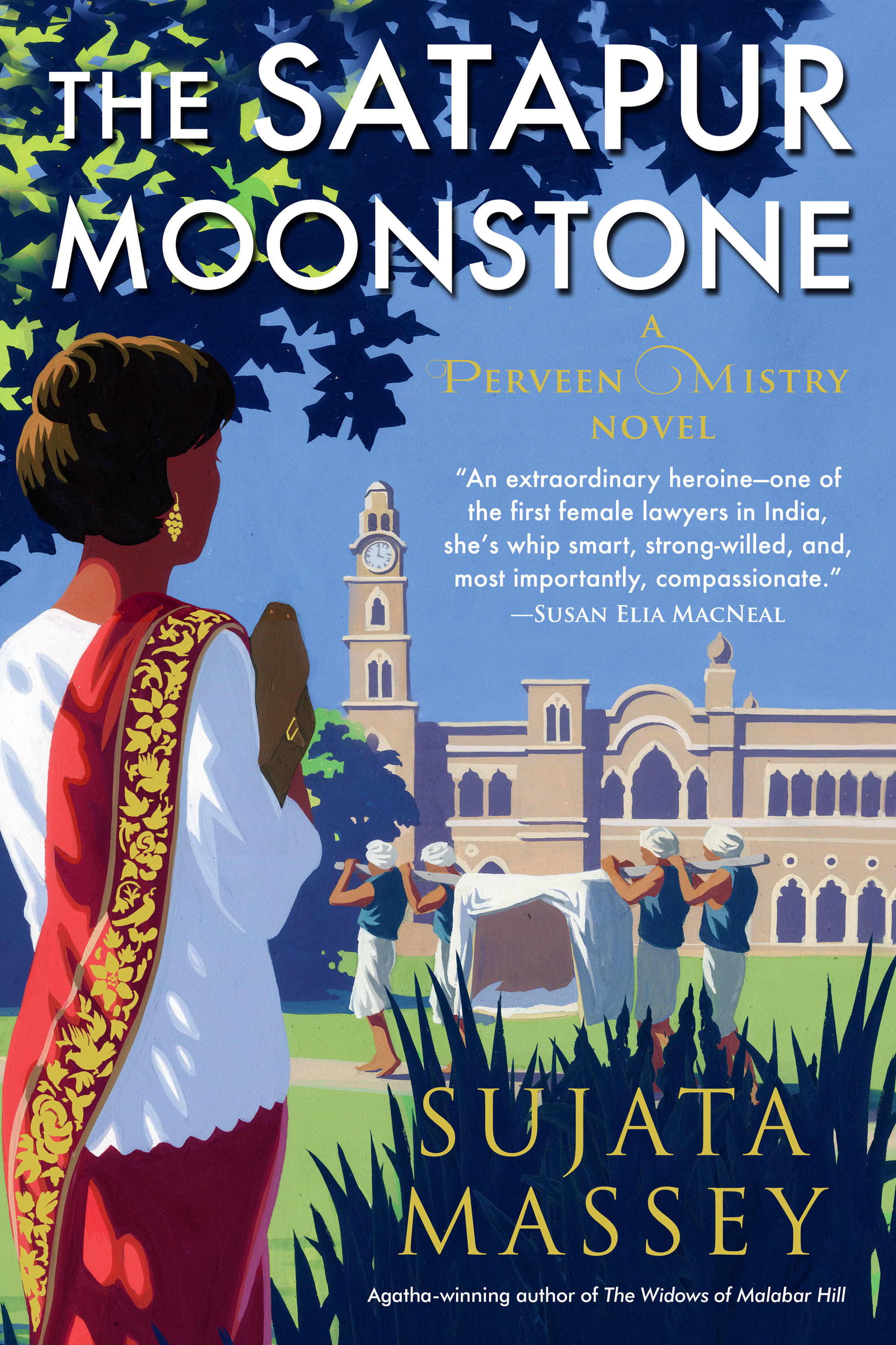 The Satapur moonstone [electronic resource (downloadable eBook)]