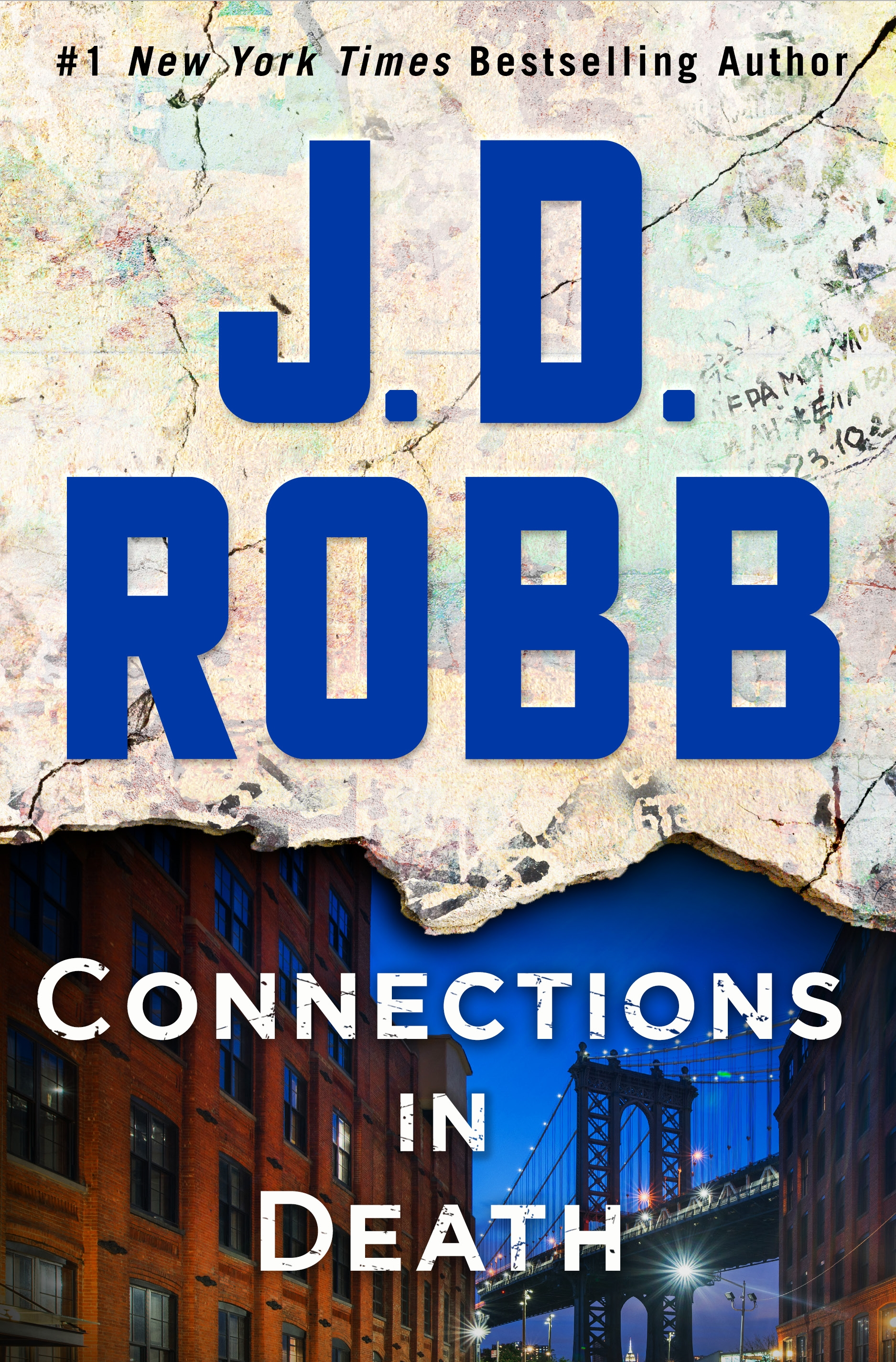 Connections in Death An Eve Dallas Novel (In Death, Book 48)