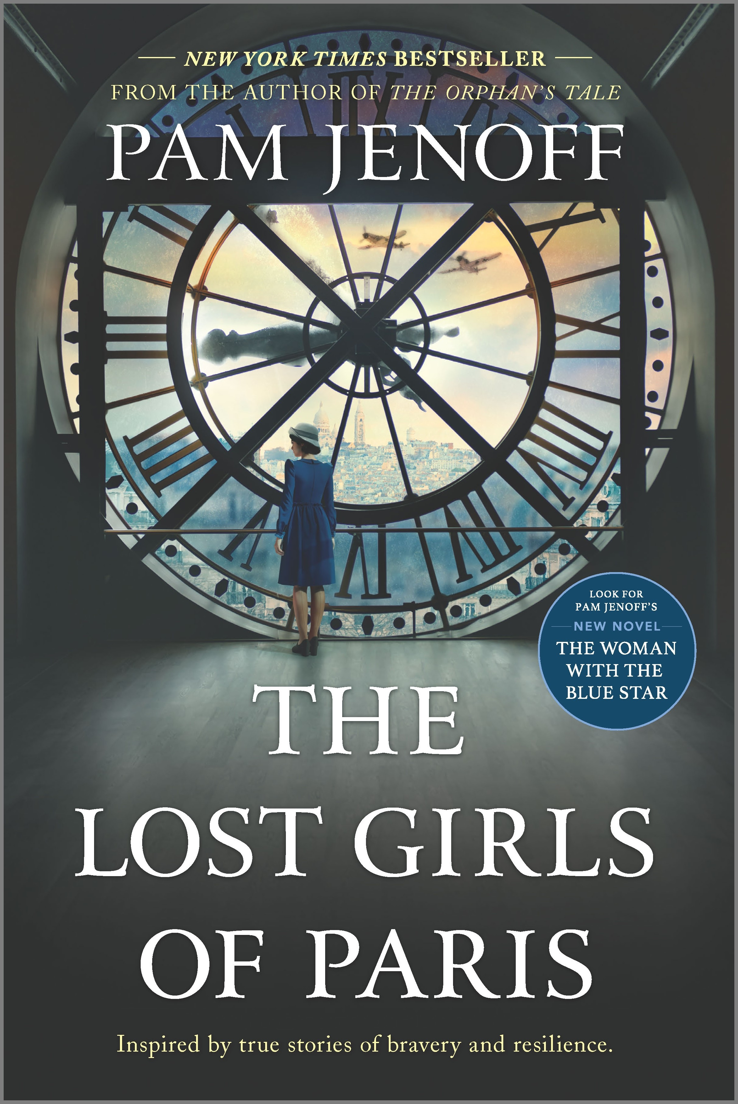 The Lost Girls of Paris A Novel