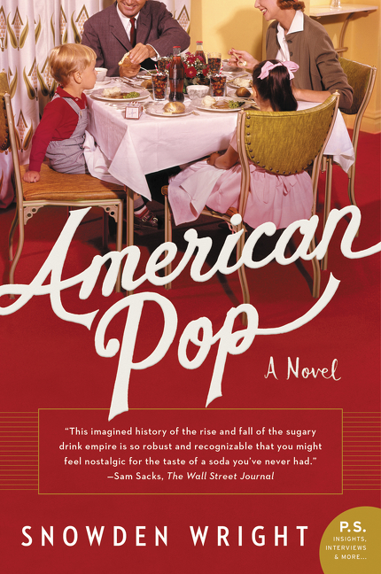 American Pop [electronic resource] : A Novel