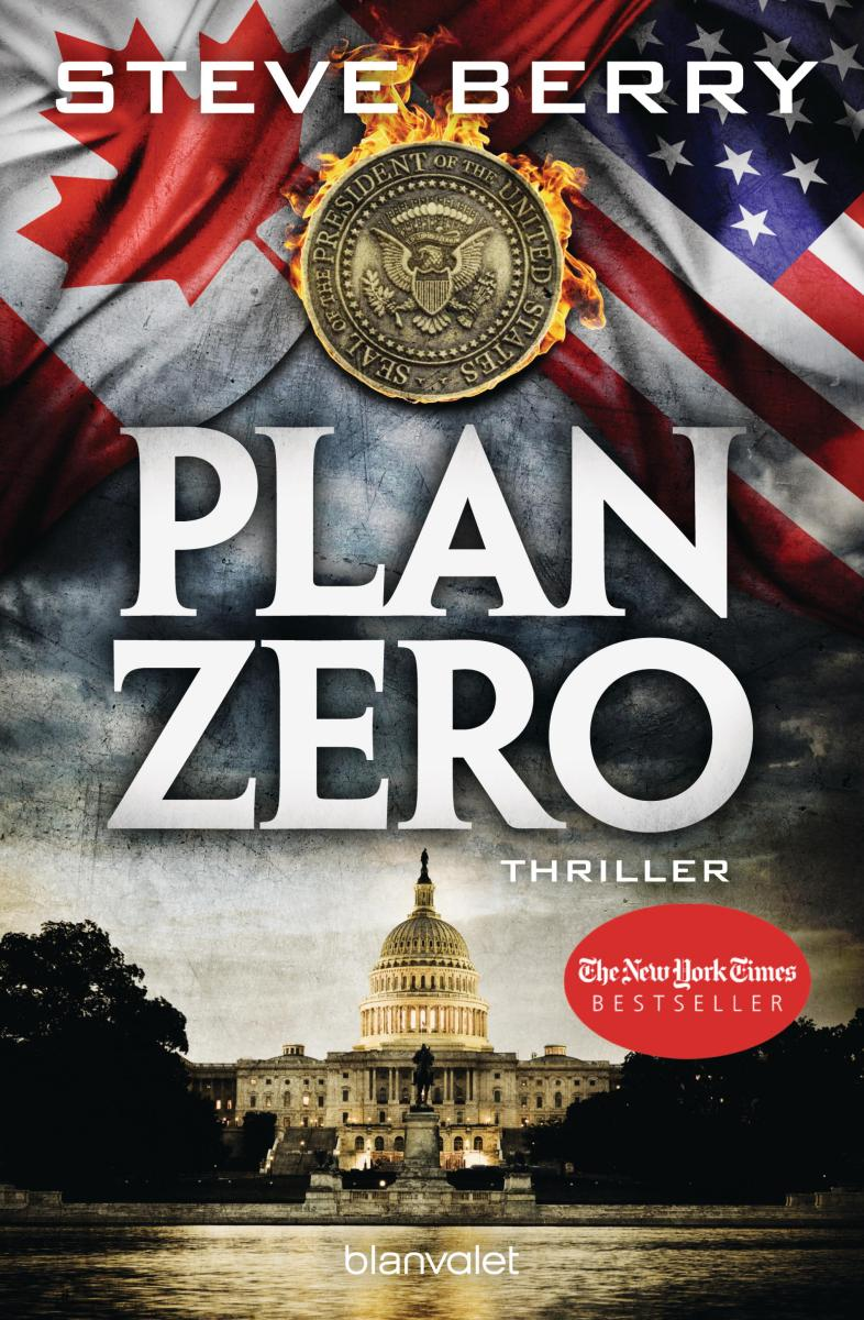 Plan Zero Thriller