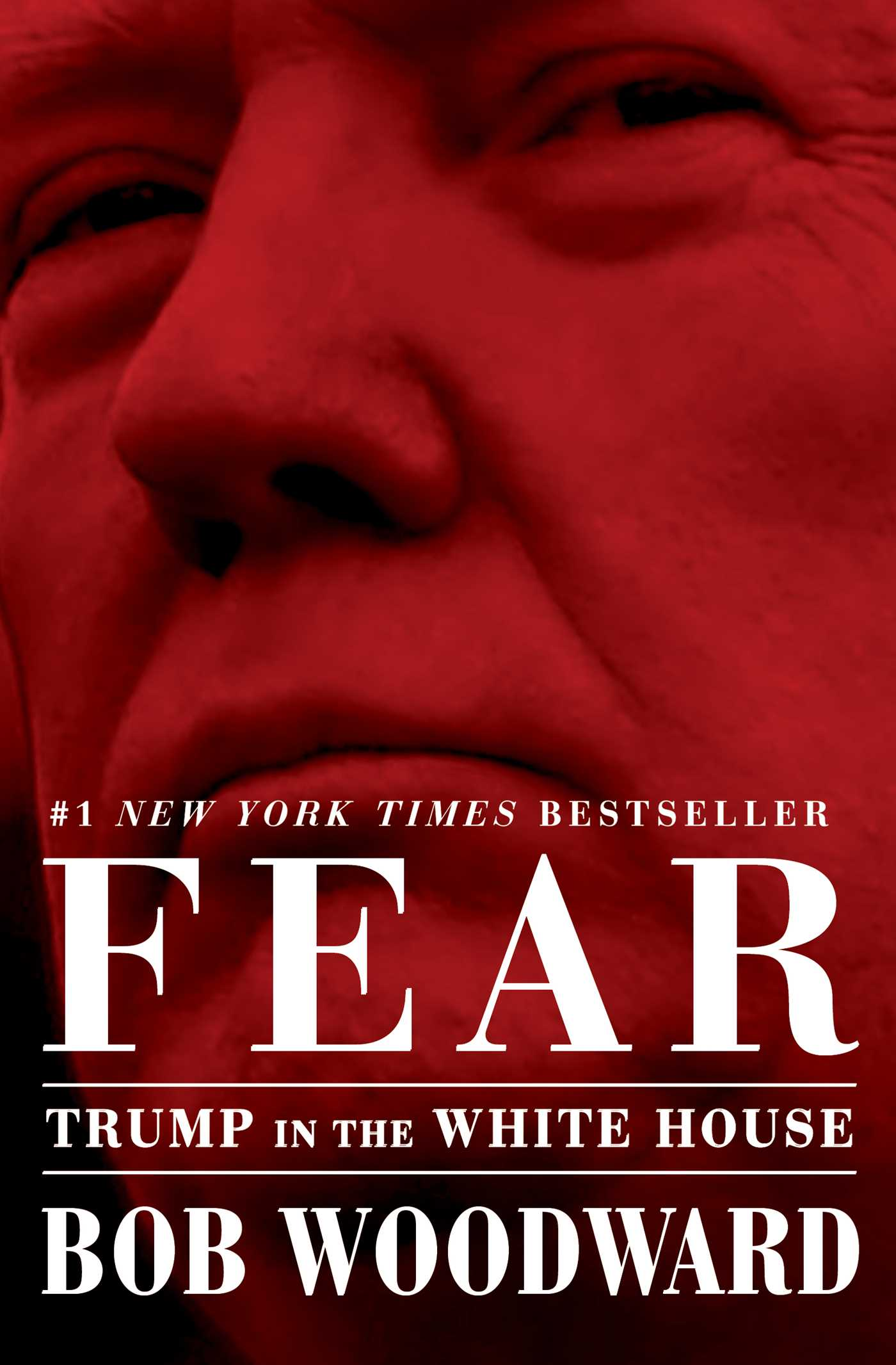 Fear [electronic resource] : Trump in the White House