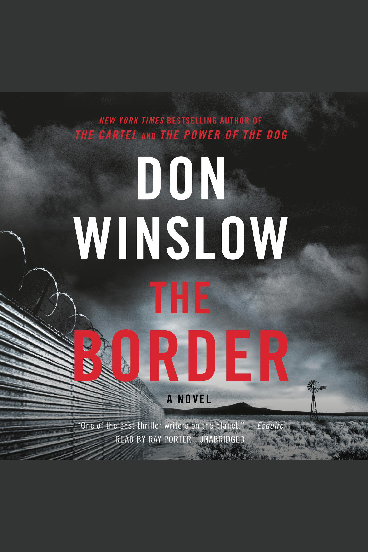 Border, The A Novel