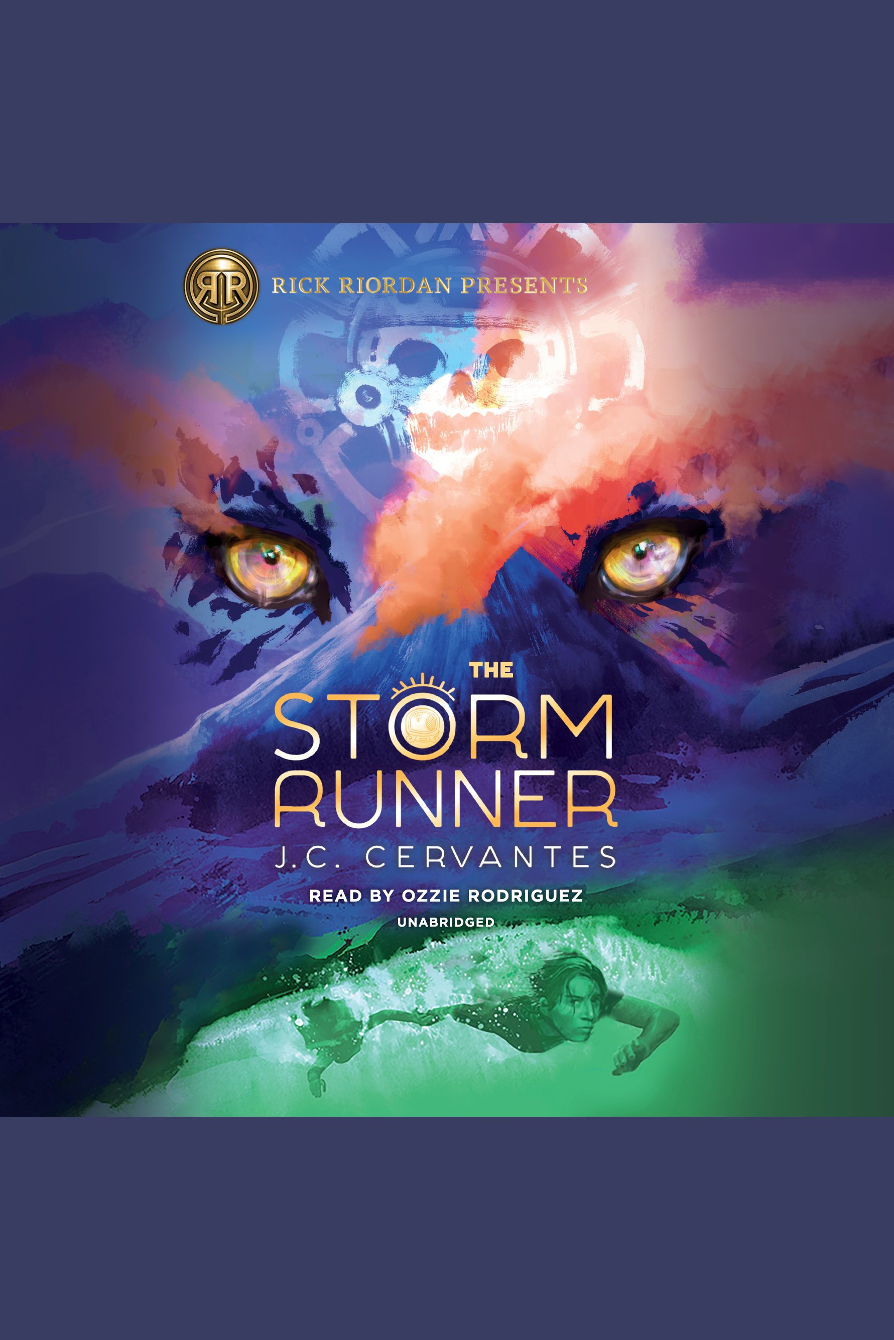 Storm Runner, The The Storm Runner, Book 1