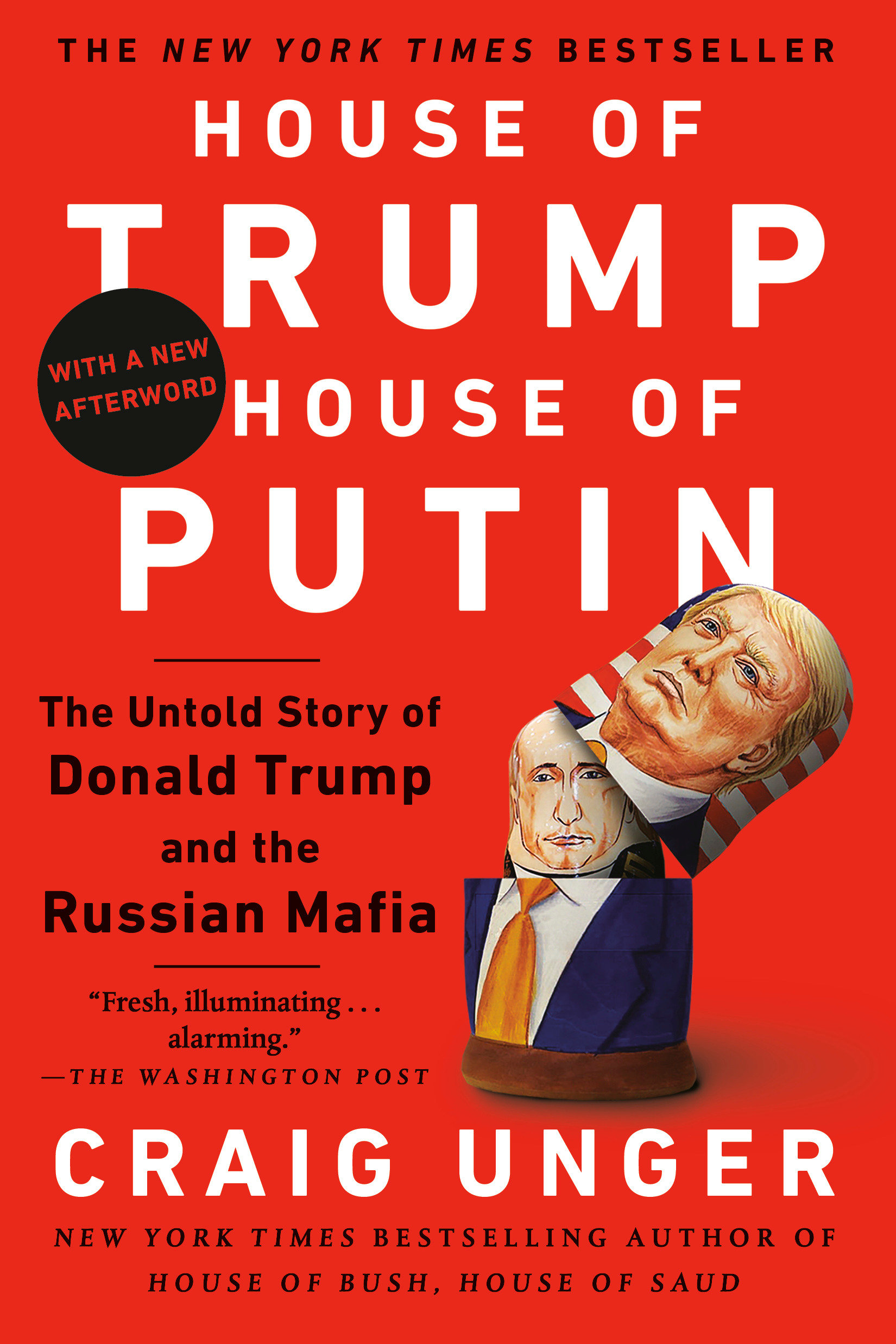 House of Trump, house of Putin the untold story of Donald Trump and the Russian mafia
