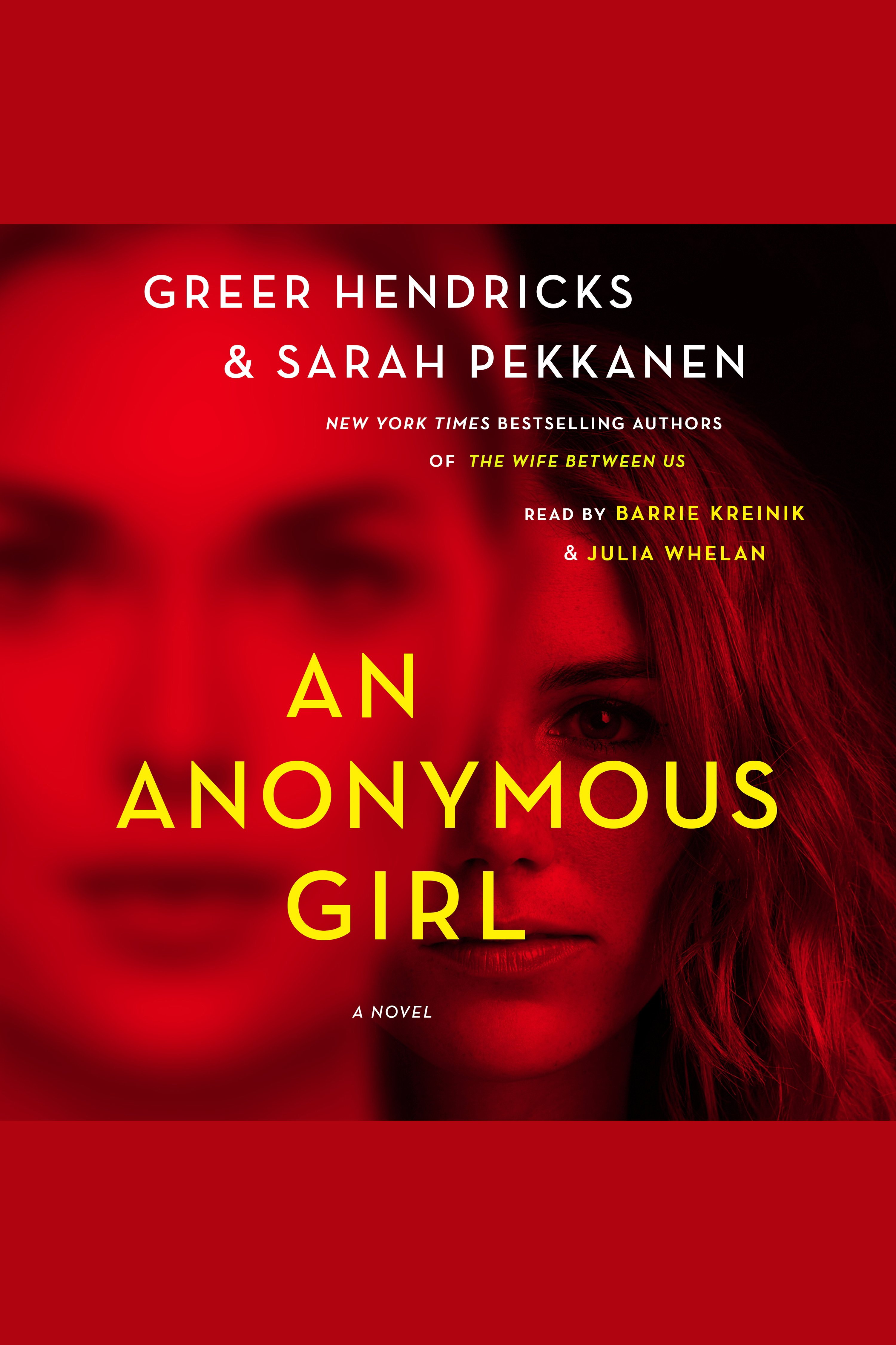 Anonymous Girl, An A Novel