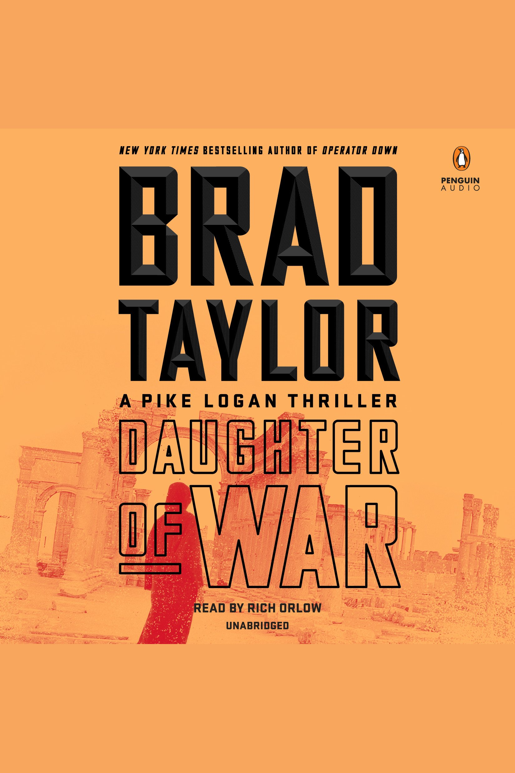 Daughter of War A Pike Logan Thriller