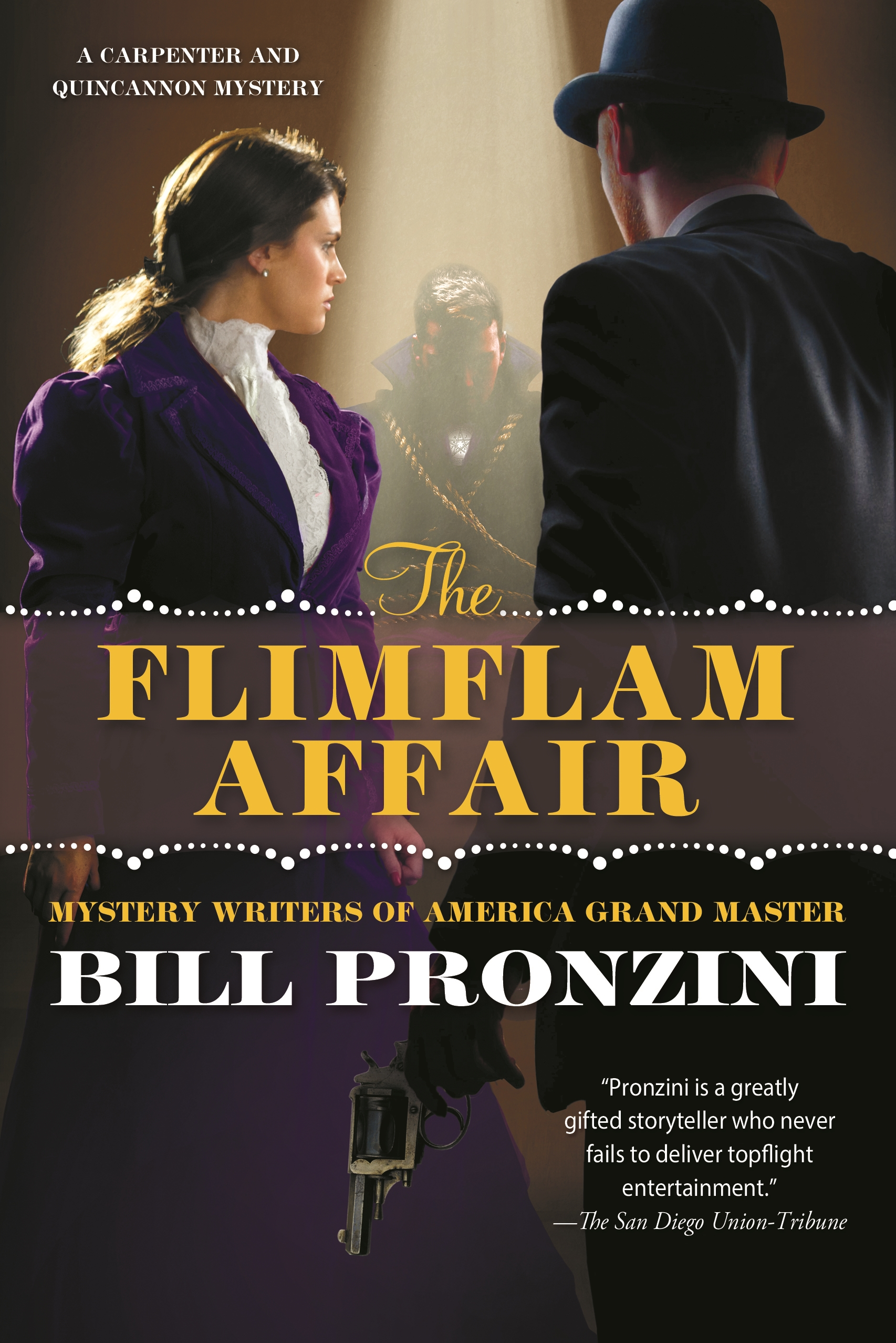 The Flimflam Affair A Carpenter and Quincannon Mystery