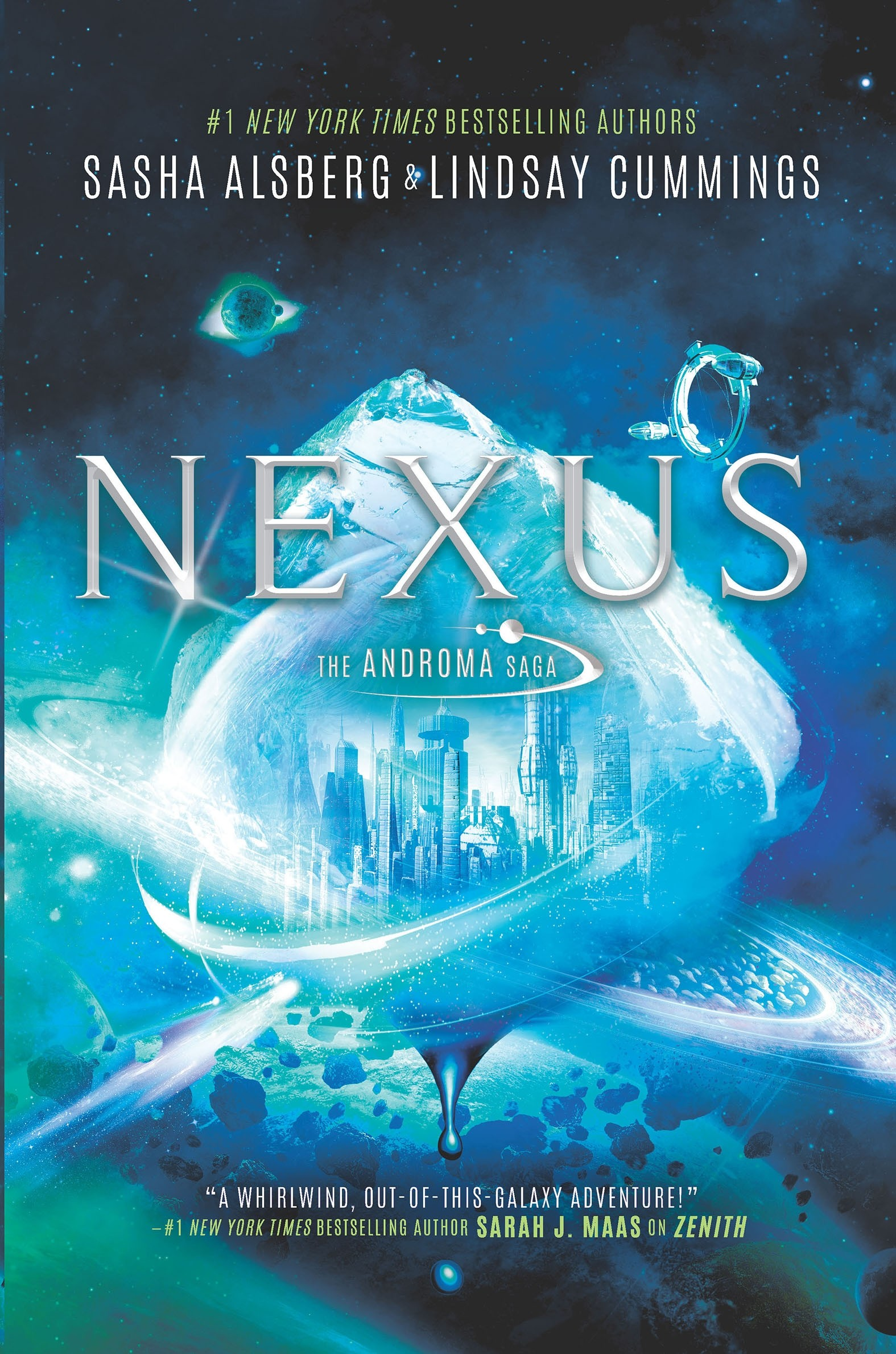 Cover image for Nexus [electronic resource] :