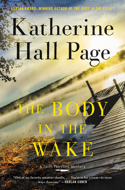 The body in the wake [electronic resource (downloadable eBook)] : a Faith Fairchild mystery