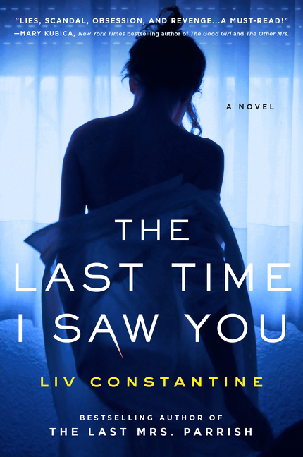 The Last Time I Saw You A Novel