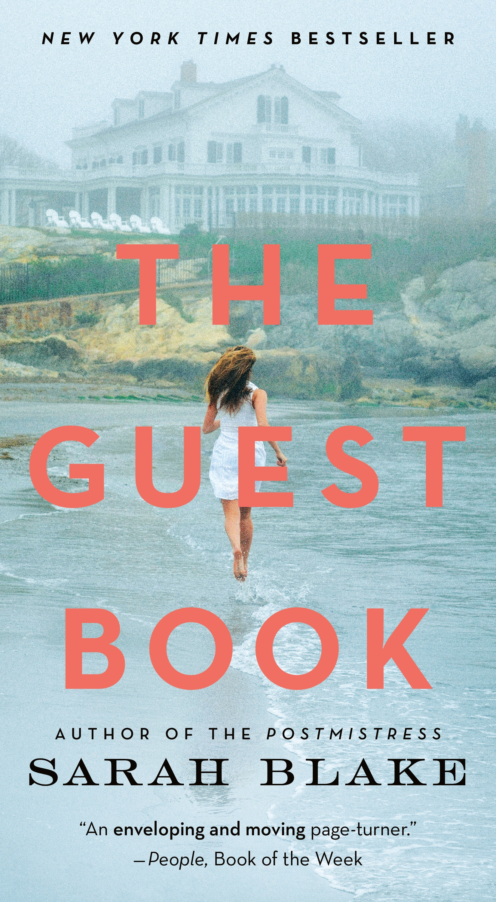 The Guest Book A Novel