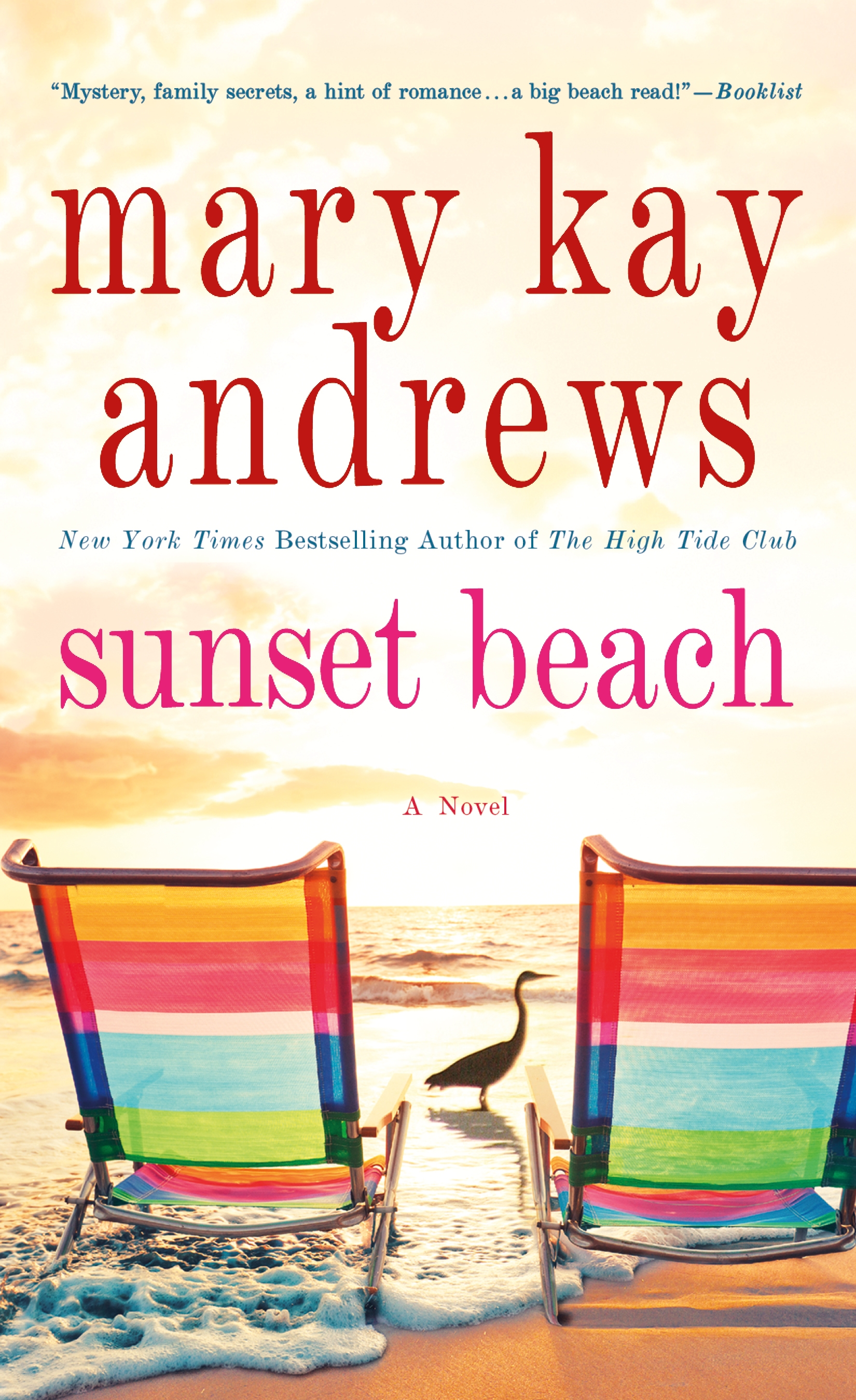 Sunset Beach A Novel