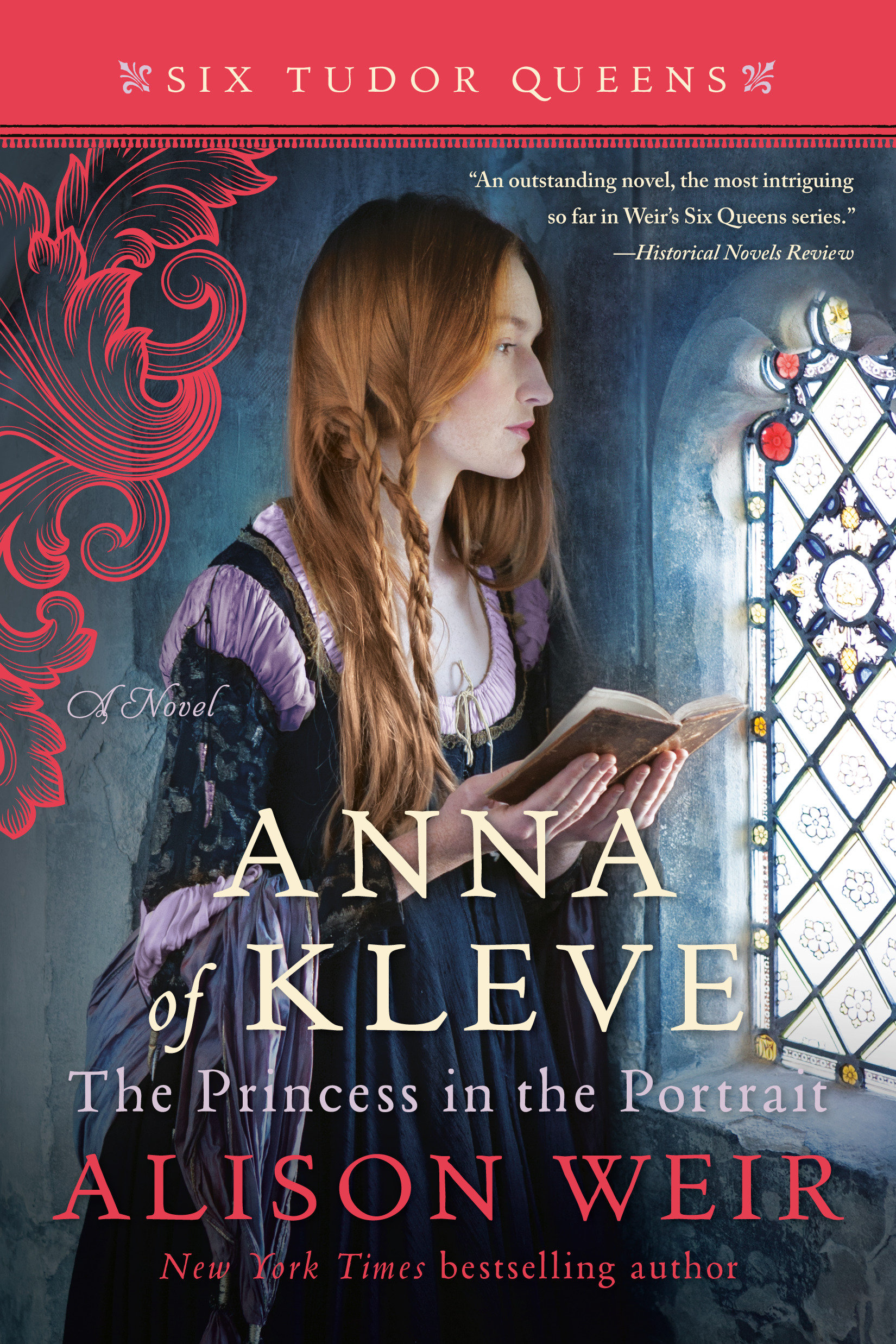 Anna of Kleve, The Princess in the Portrait A Novel