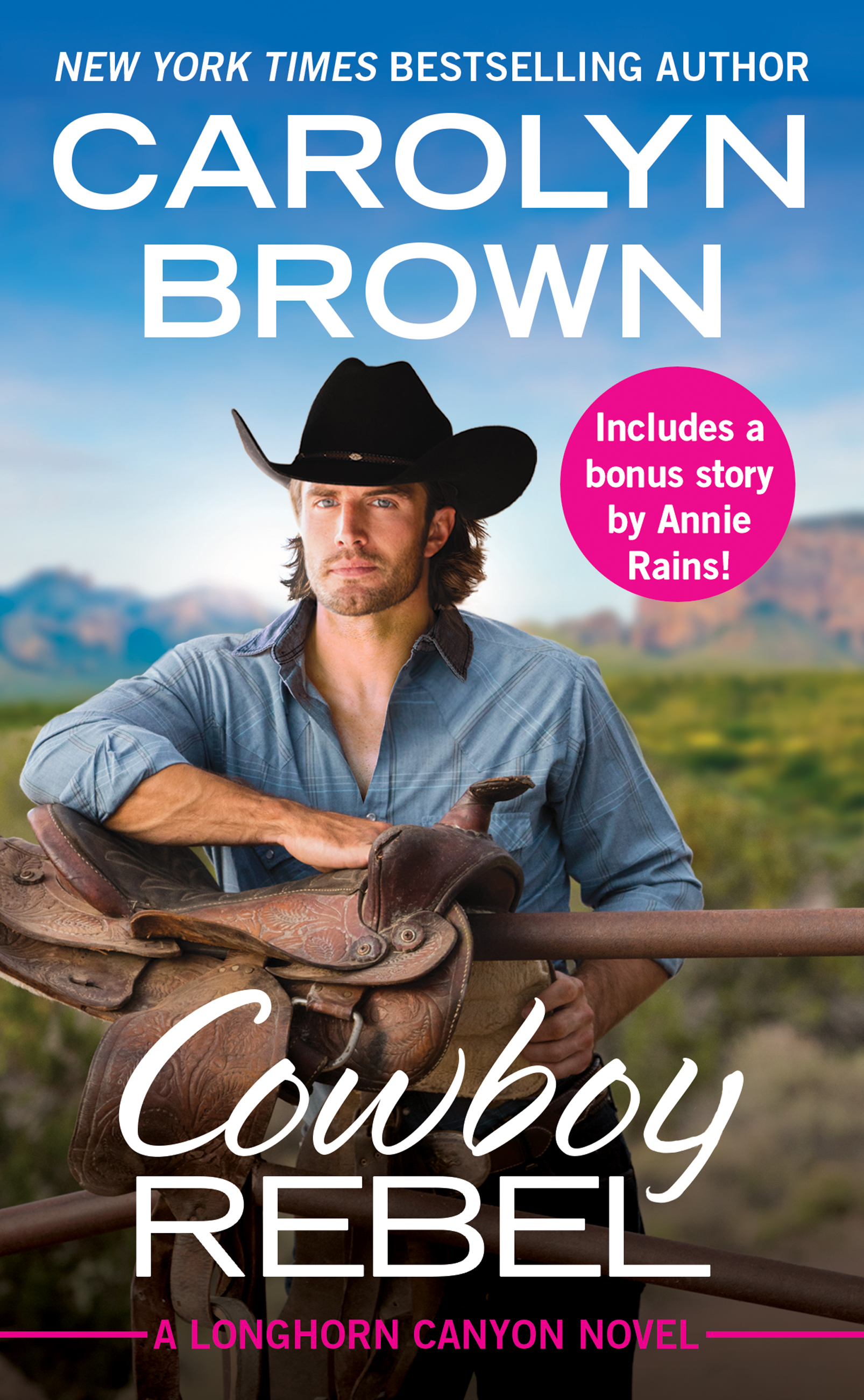 Cowboy Rebel Includes a bonus short story