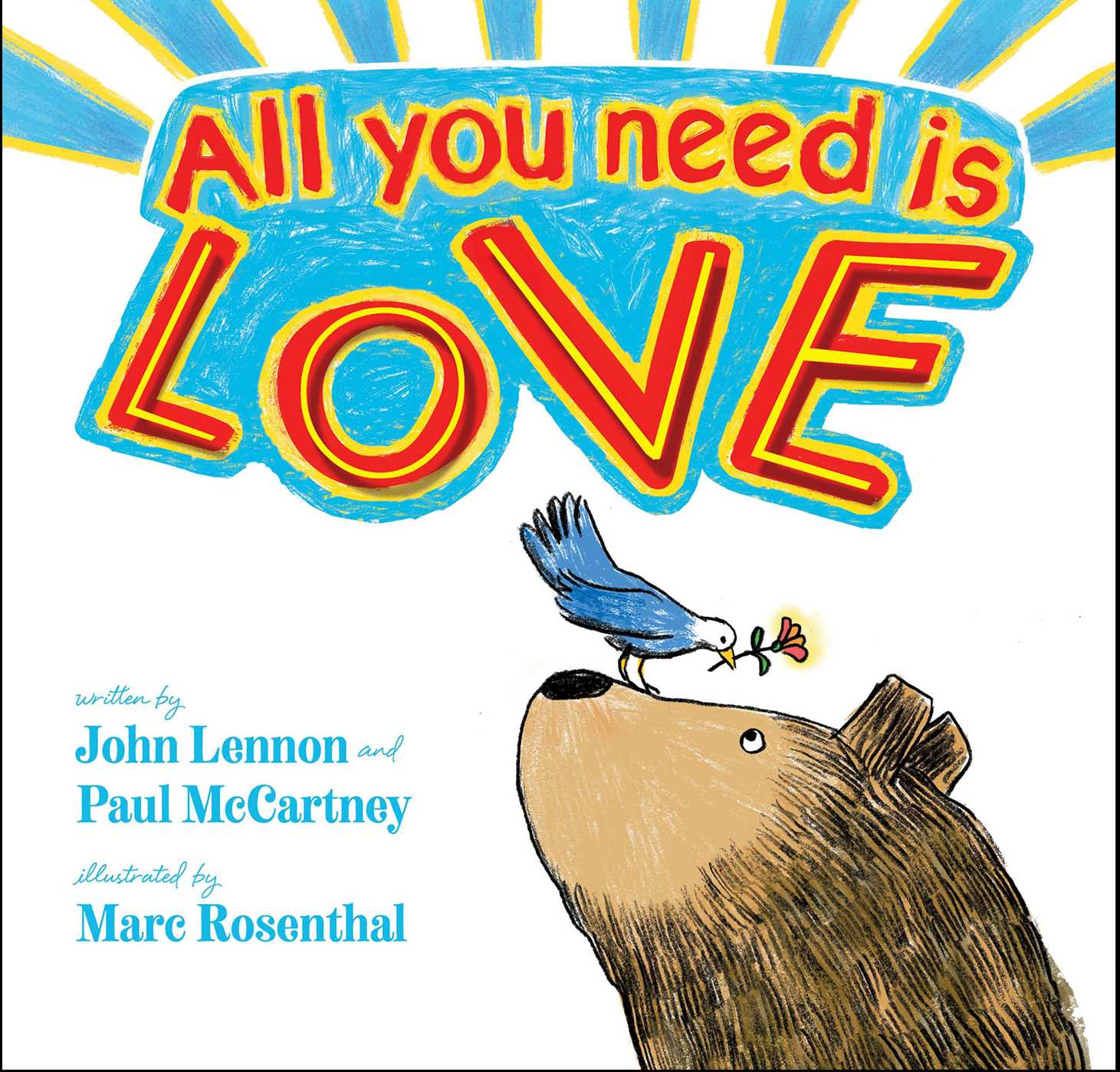 All You Need Is Love [electronic resource]