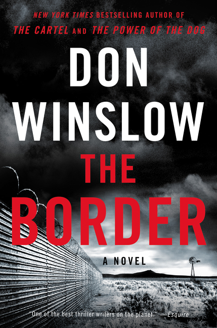The Border A Novel