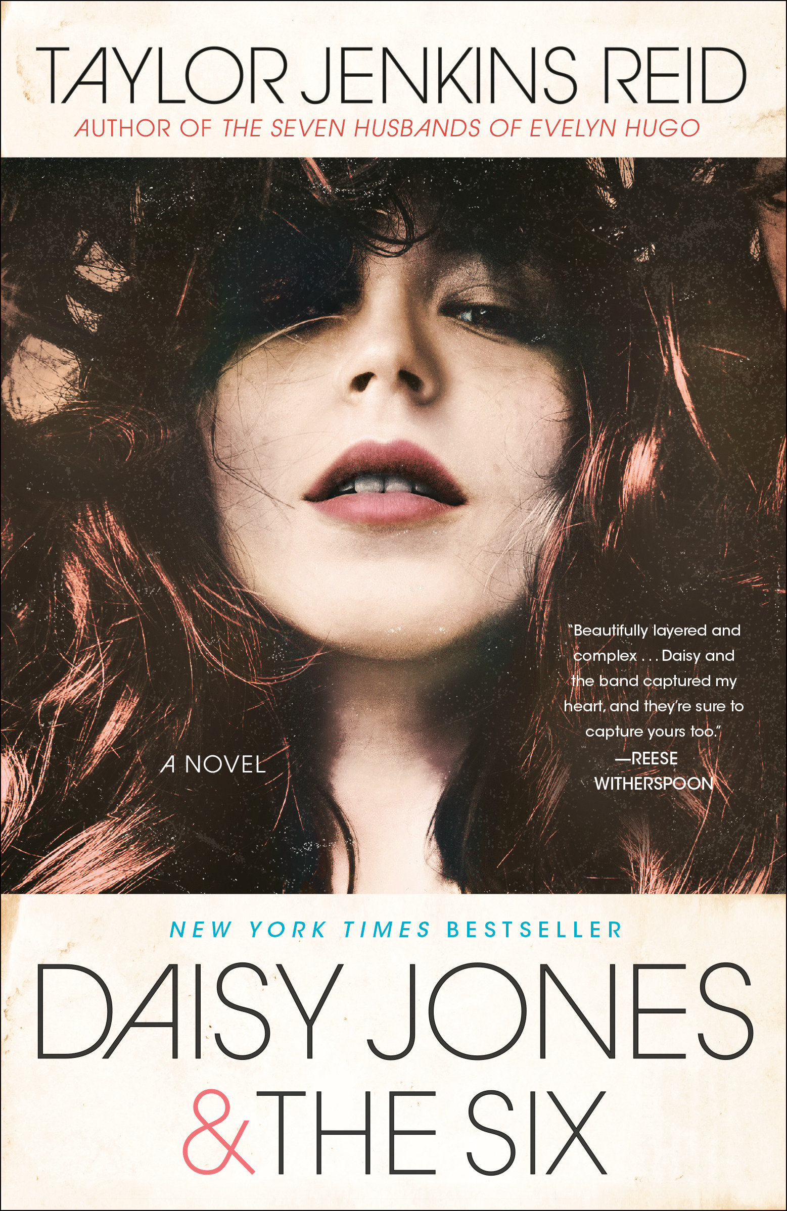 Daisy Jones & The Six A Novel
