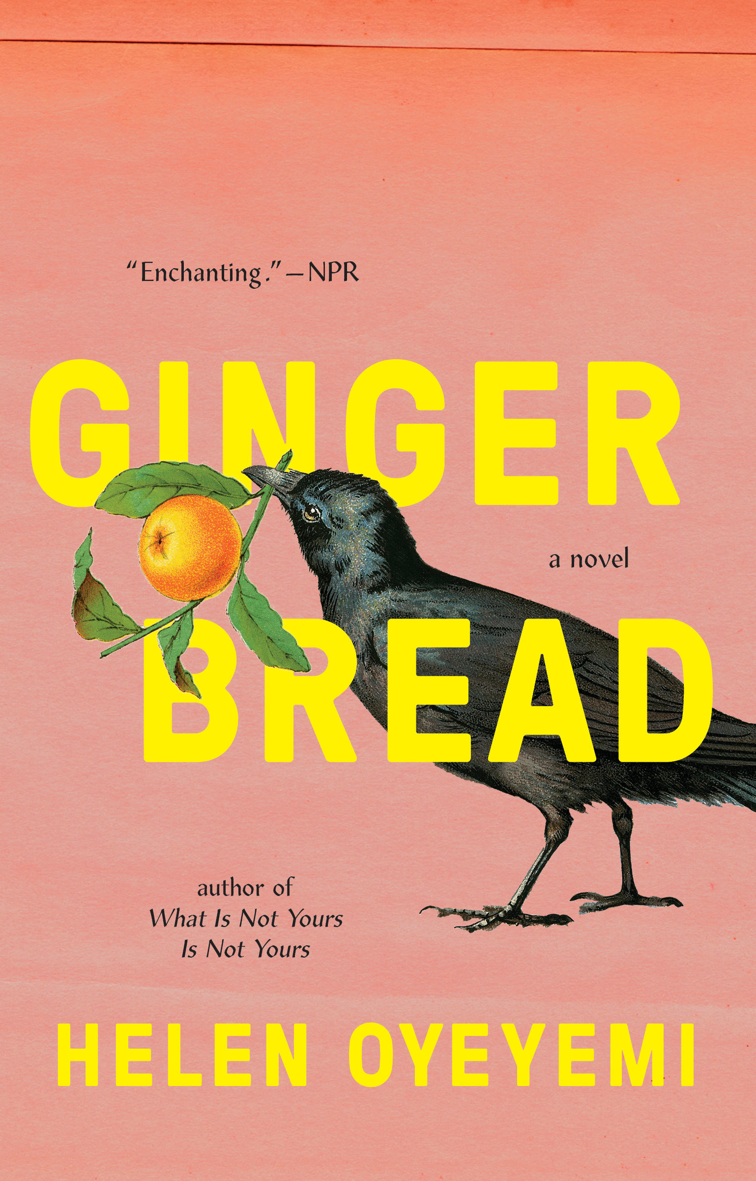 Gingerbread A Novel