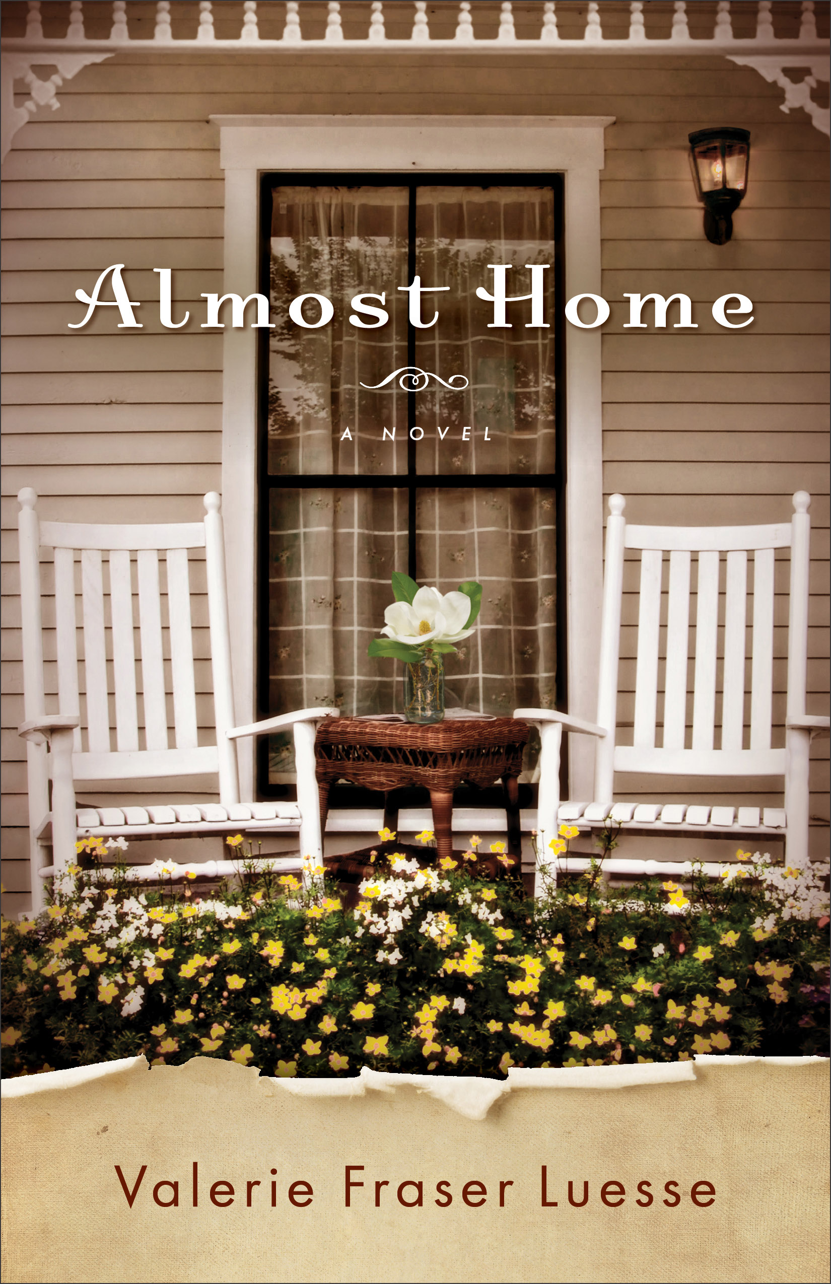Almost Home [electronic resource] : A Novel
