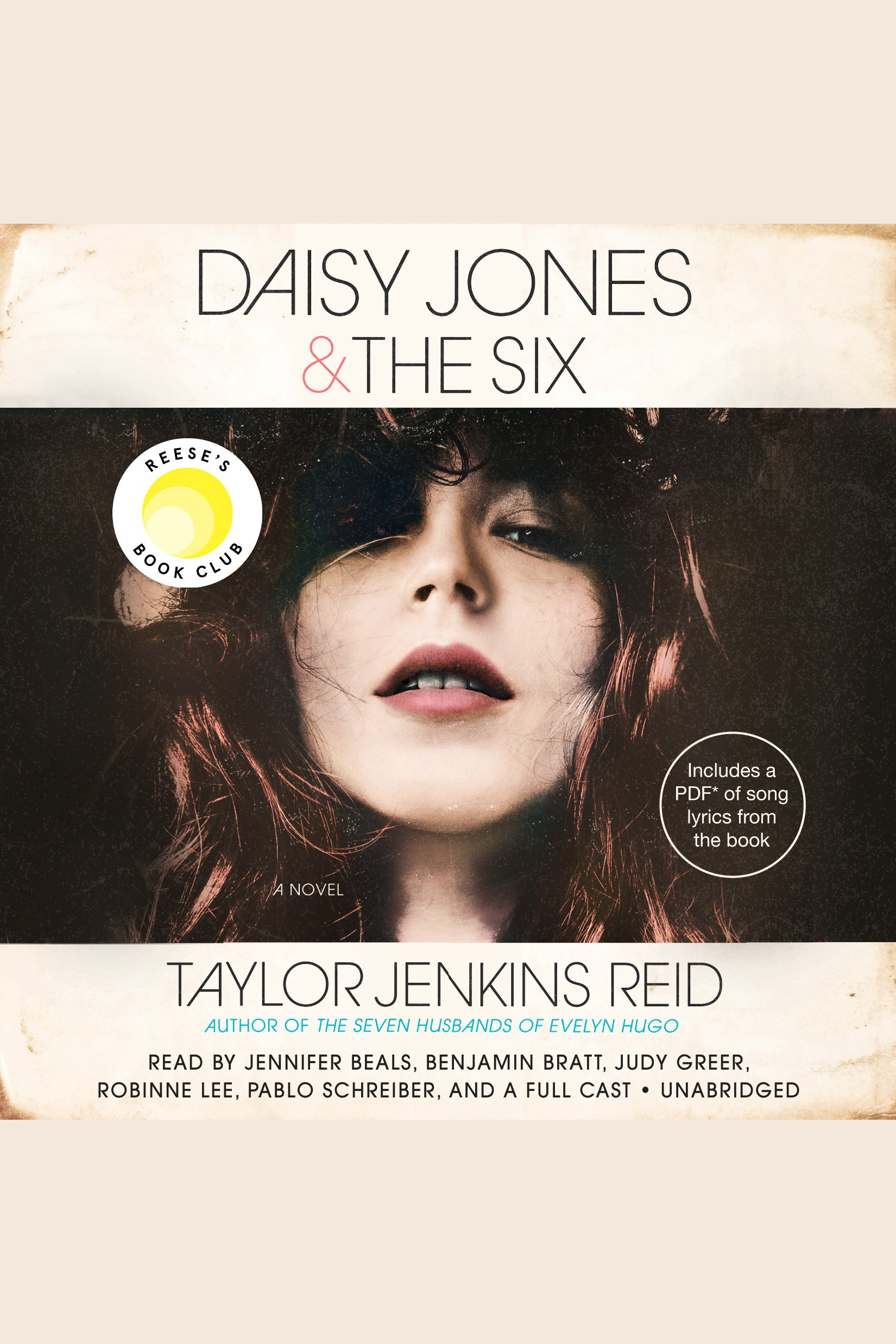 Daisy Jones & the Six : a novel