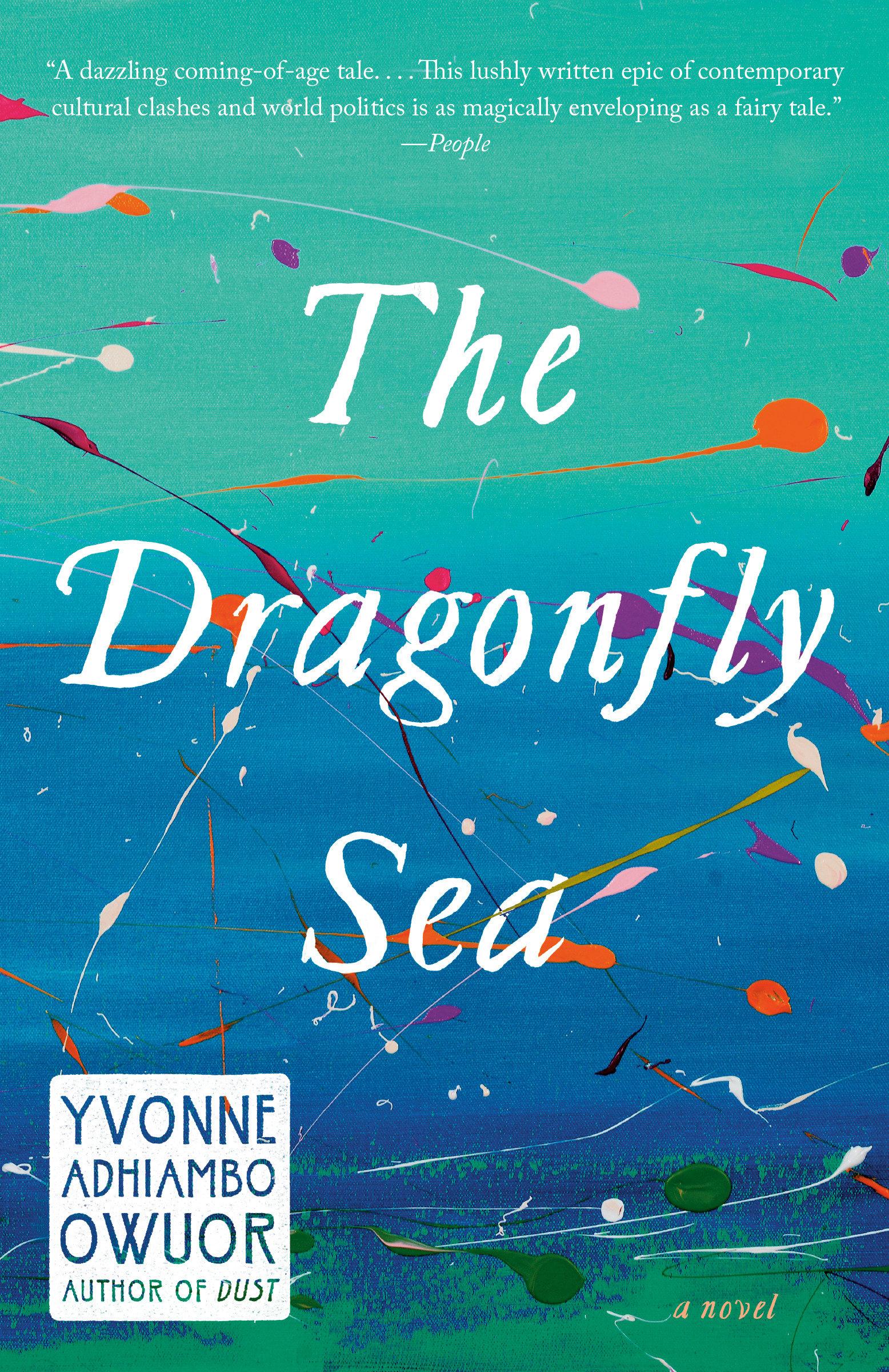 The Dragonfly Sea A novel