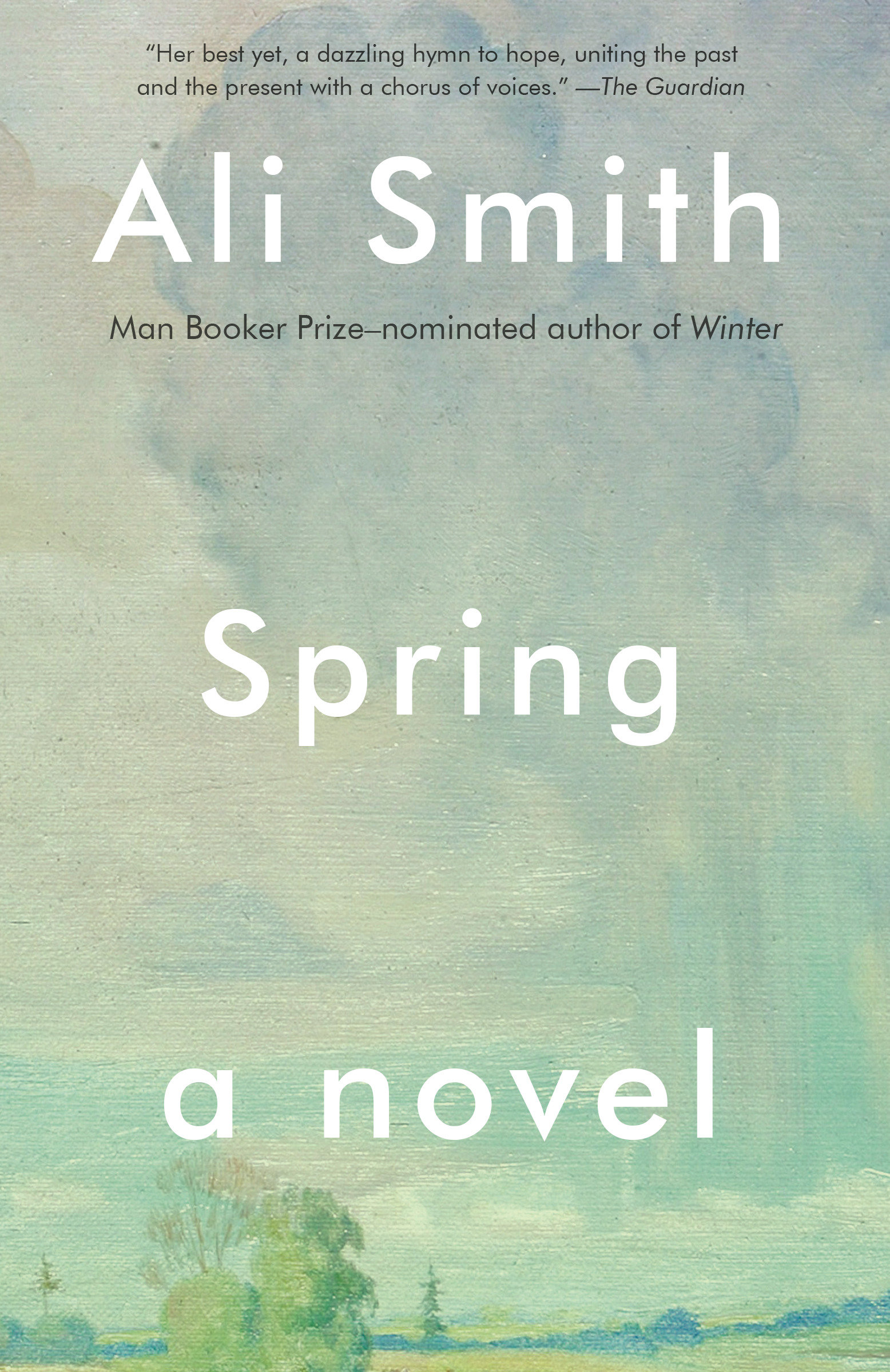 Spring A Novel