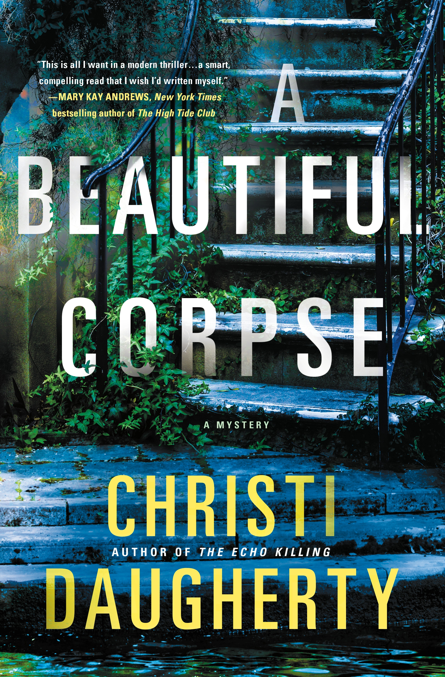 A Beautiful Corpse A Harper McClain Mystery