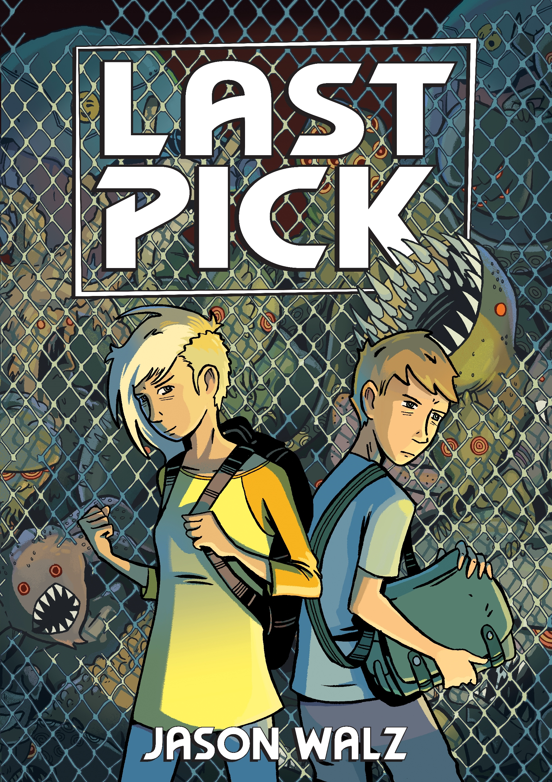 Cover image for Last Pick [electronic resource] :