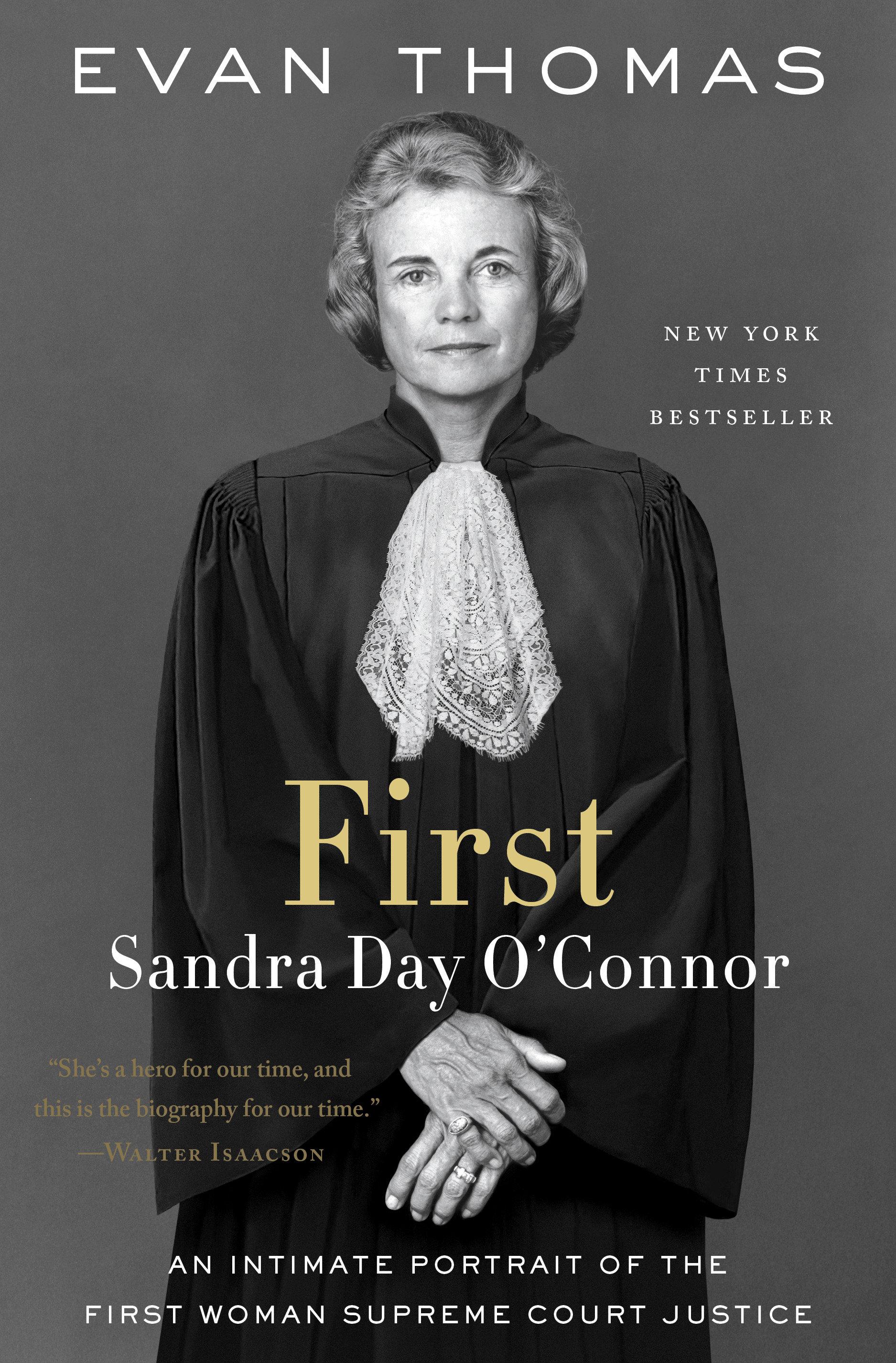 First Sandra Day O'Connor