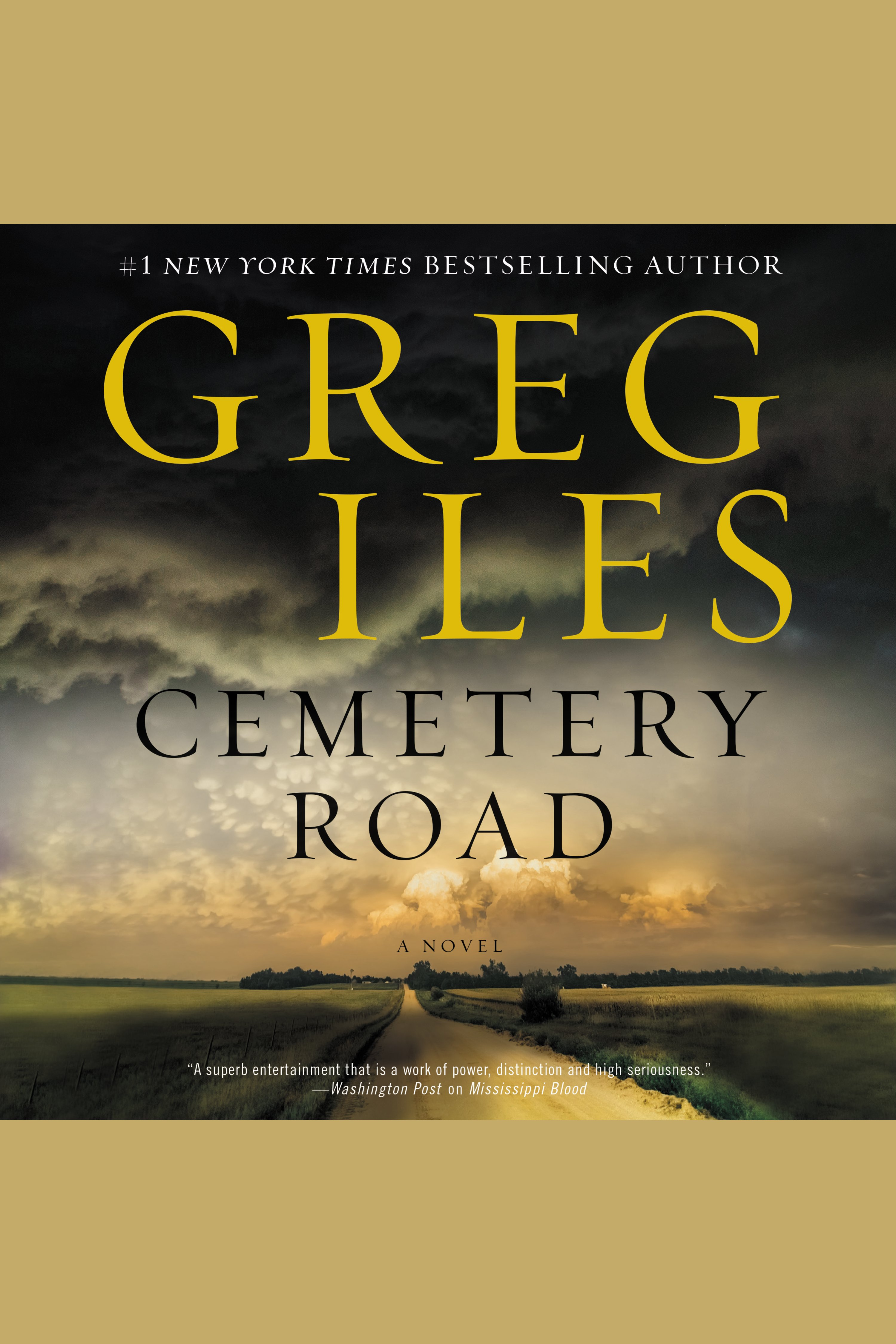 Cemetery Road A Novel