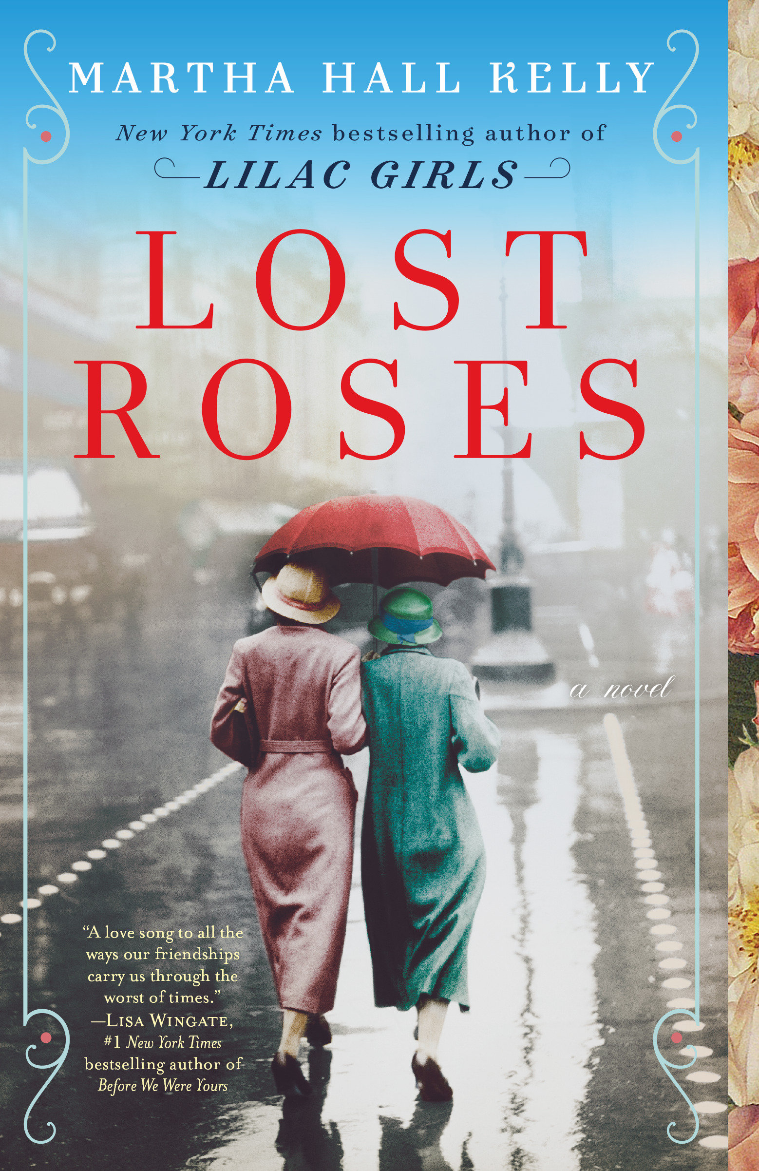 Lost Roses [electronic resource] : A Novel