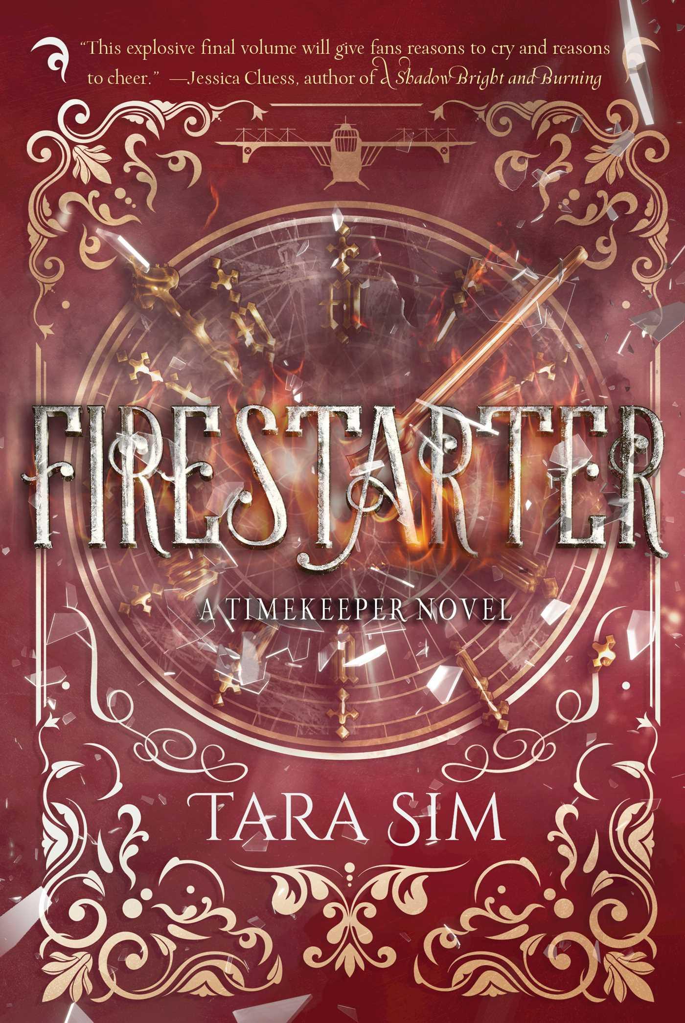 Firestarter [electronic resource]