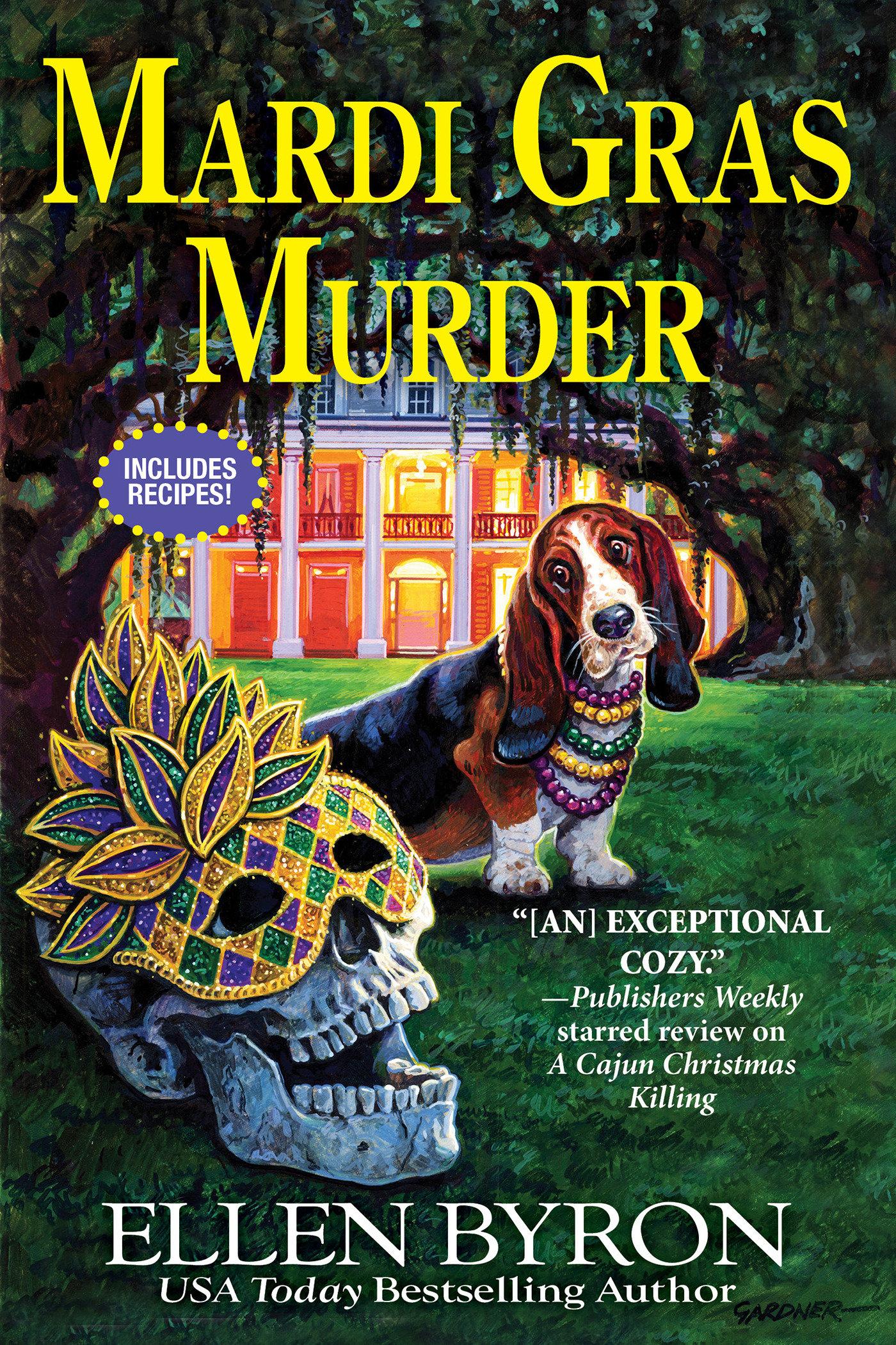 Mardi Gras Murder A Cajun Country Mystery