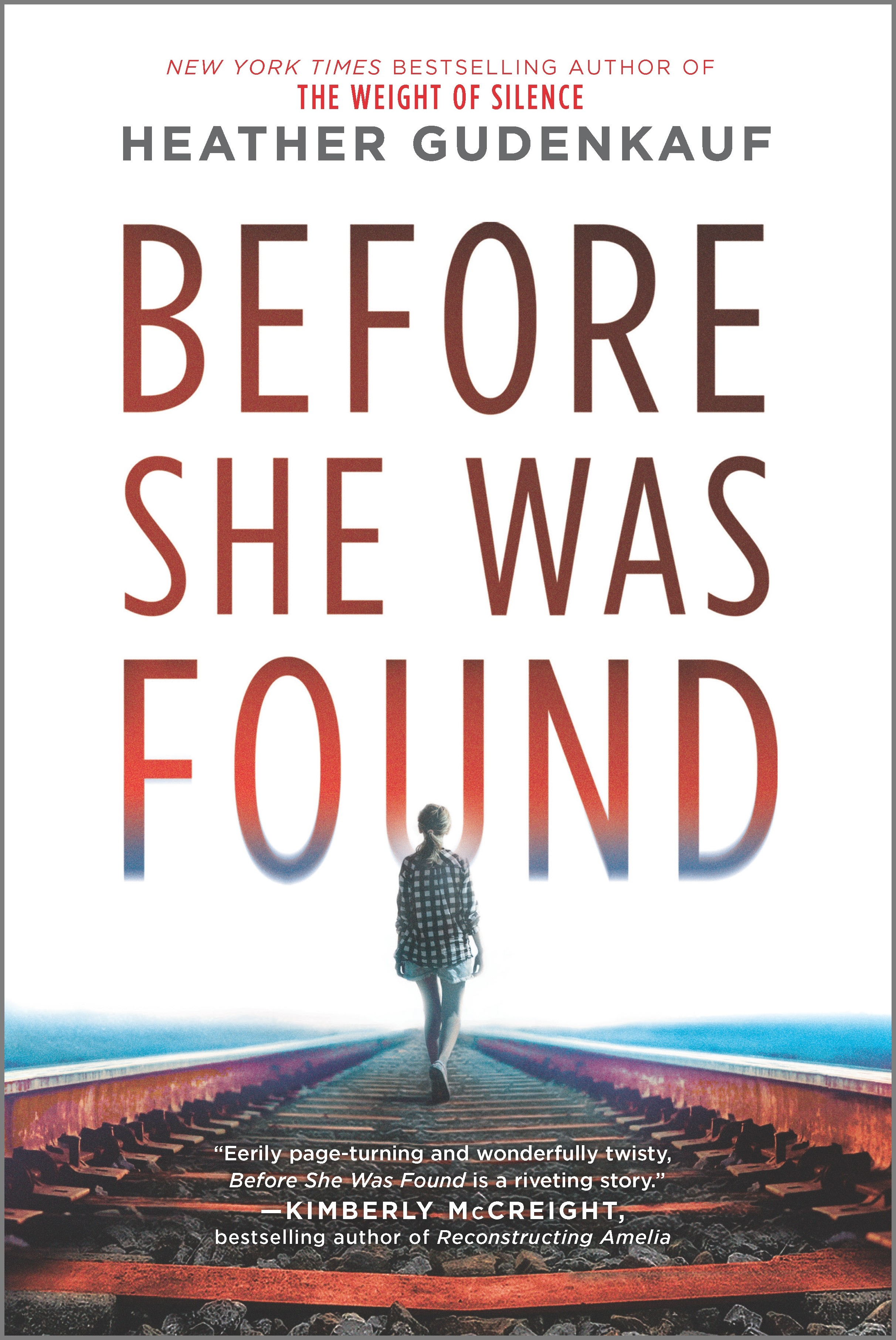 Before She Was Found A Novel