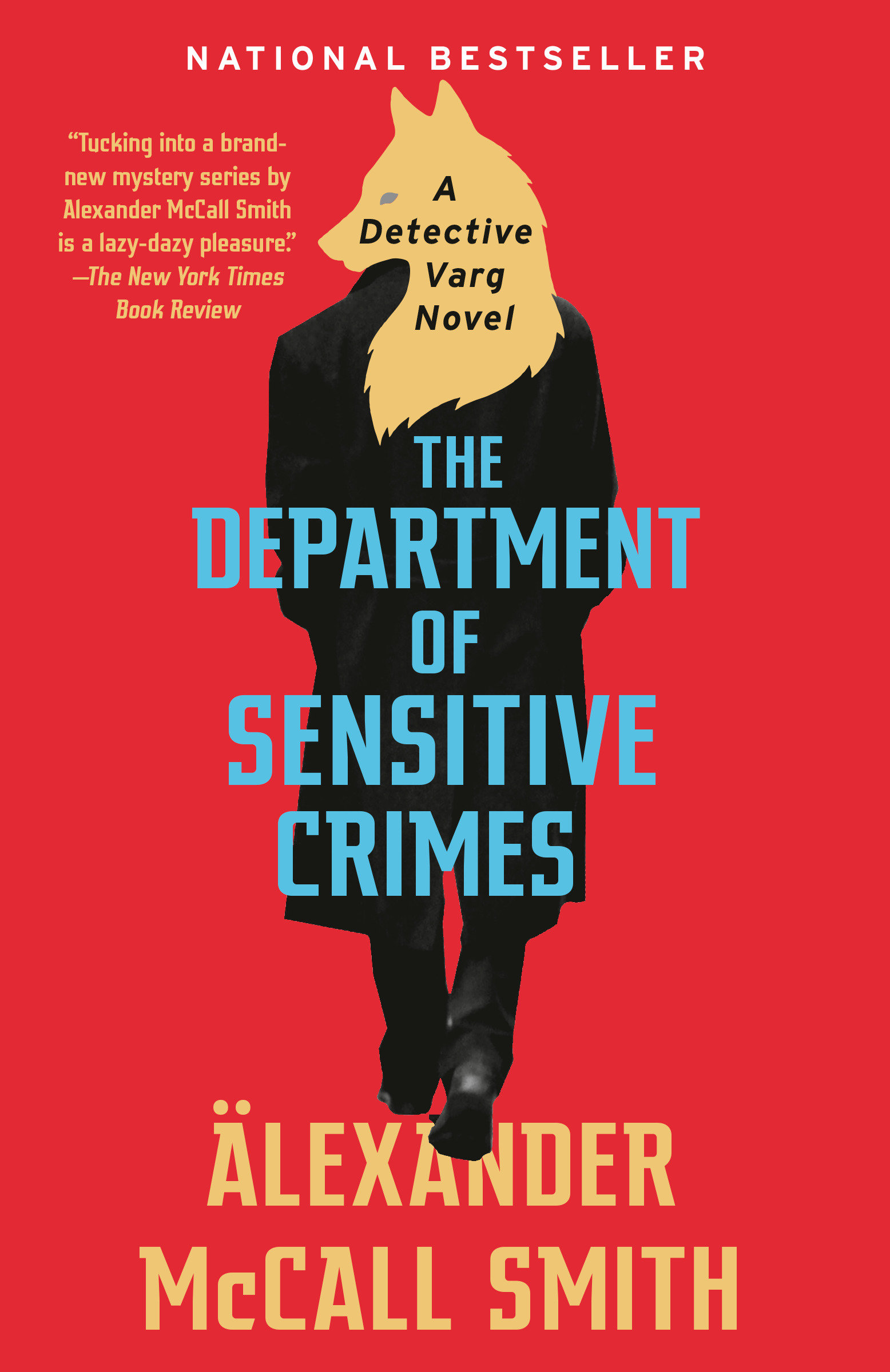 The Department of Sensitive Crimes [electronic resource] : A Detective Varg Novel