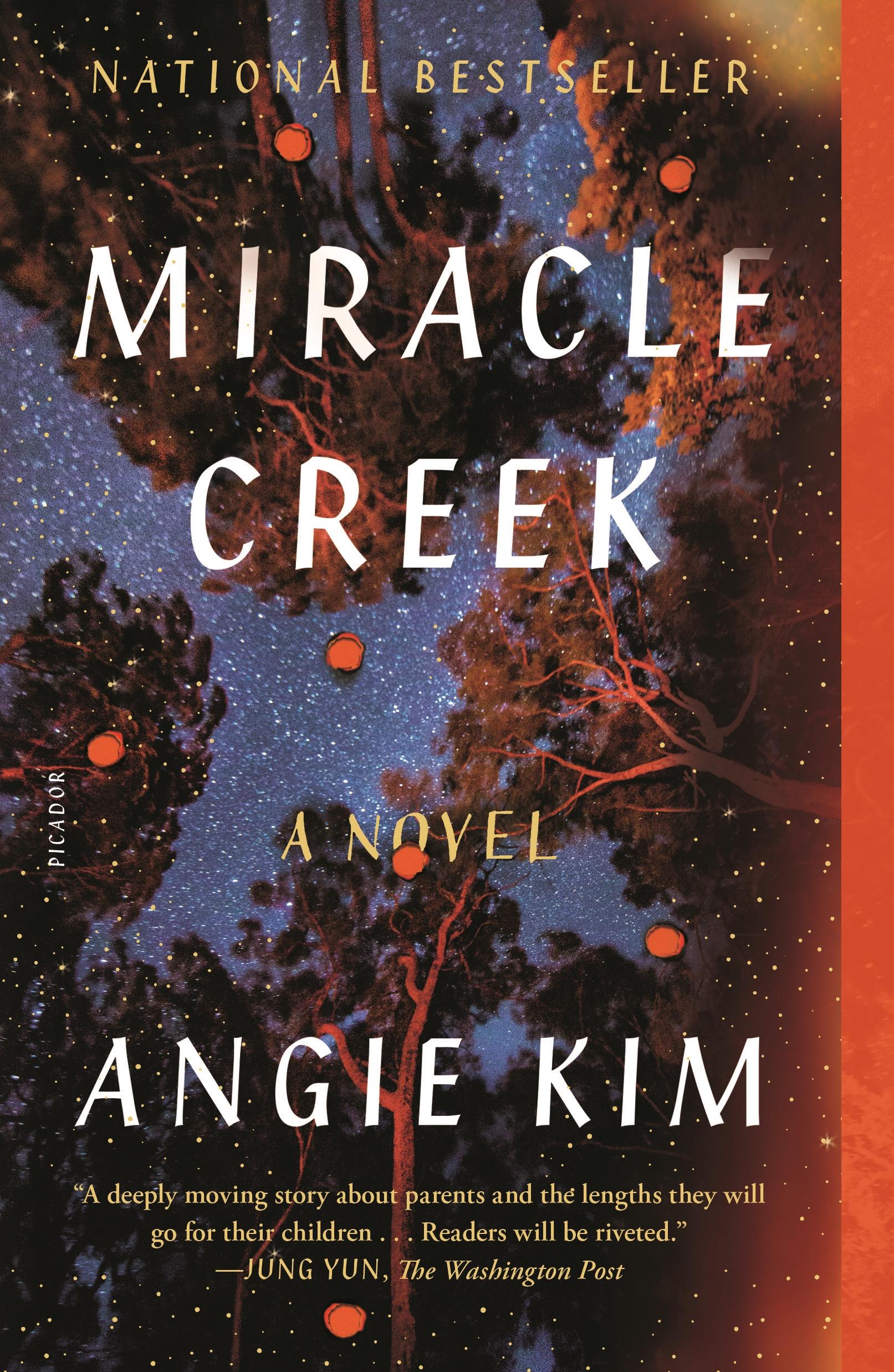 Miracle Creek A Novel