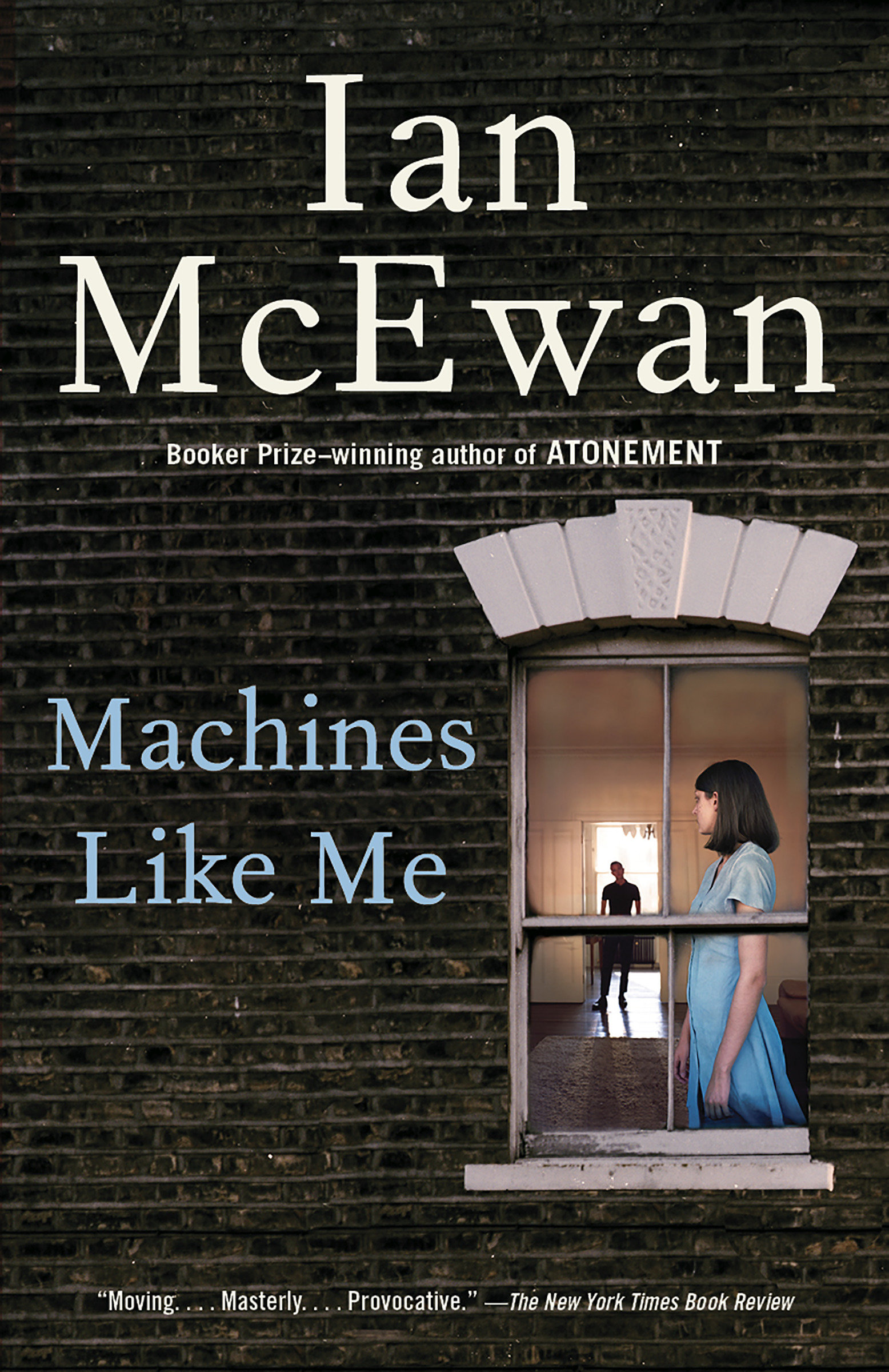 Machines Like Me A Novel